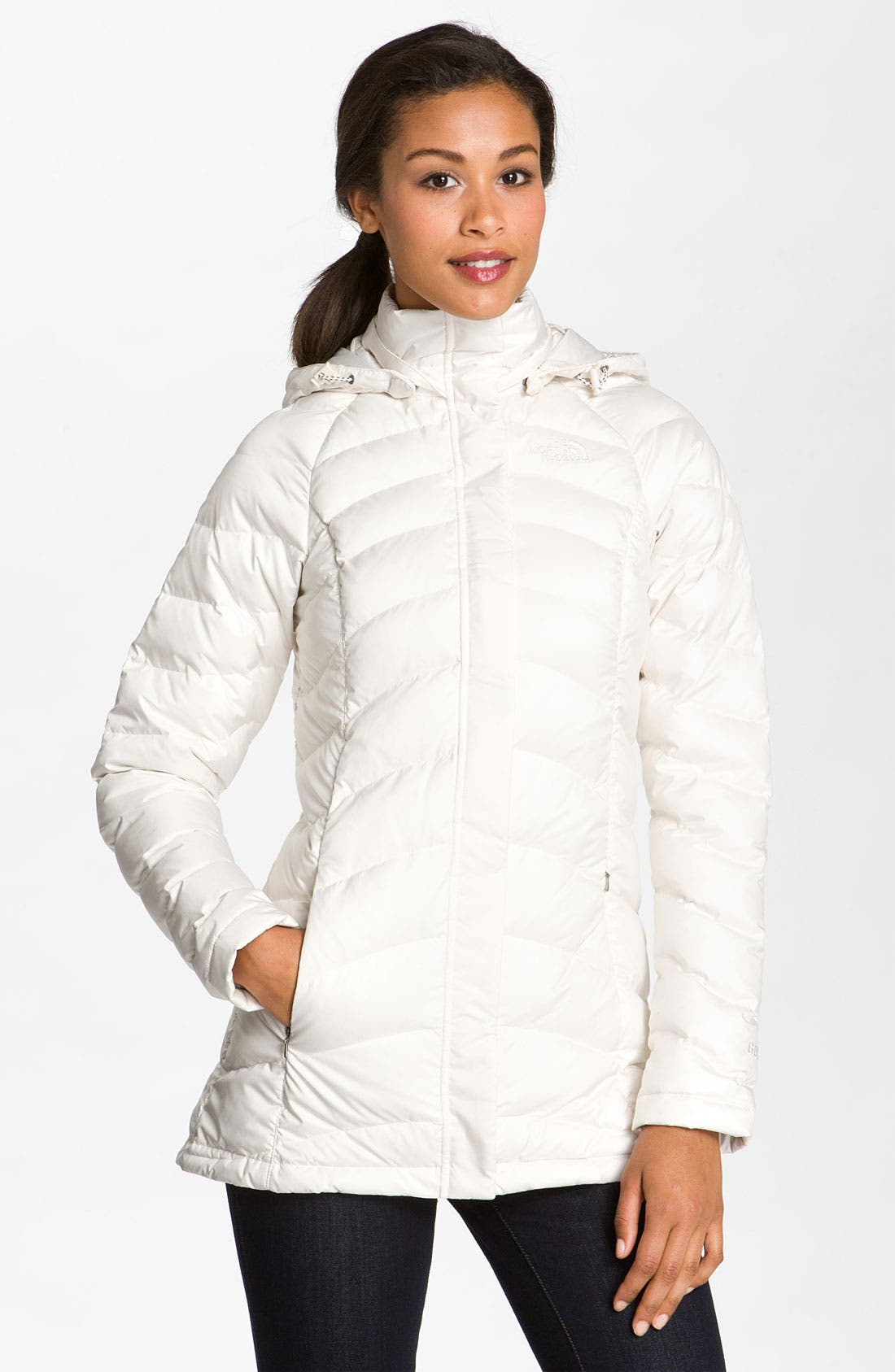 Alternate Image 1 Selected - The North Face 'Transit' Down Jacket