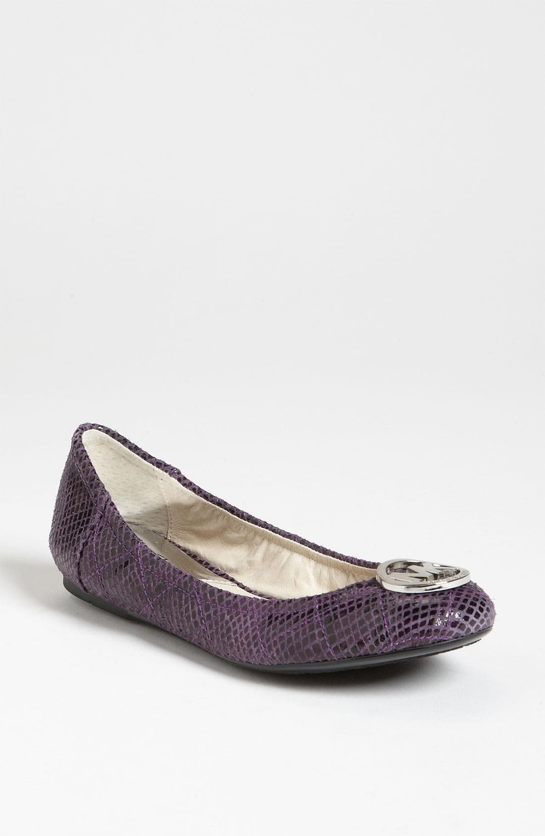 Alternate Image 1 Selected - MICHAEL Michael Kors 'Fulton' Ballet Flat