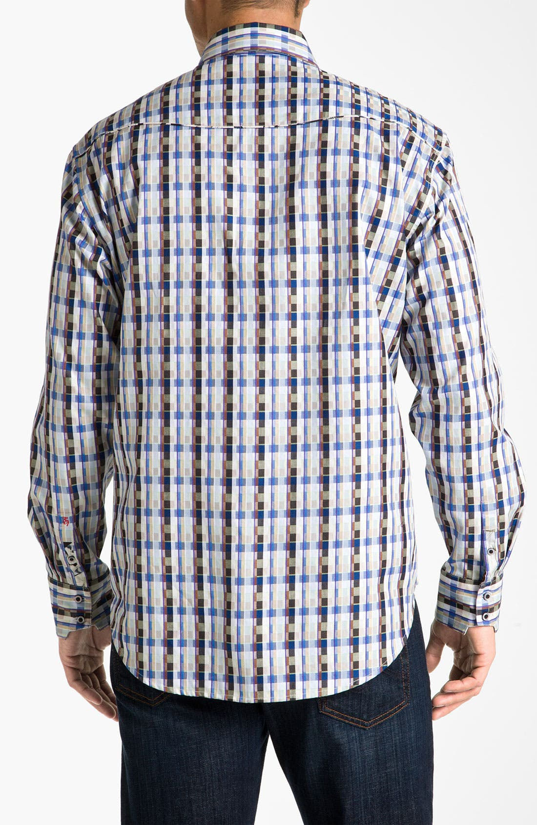 Alternate Image 3  - Robert Graham 'Escalade' Sport Shirt