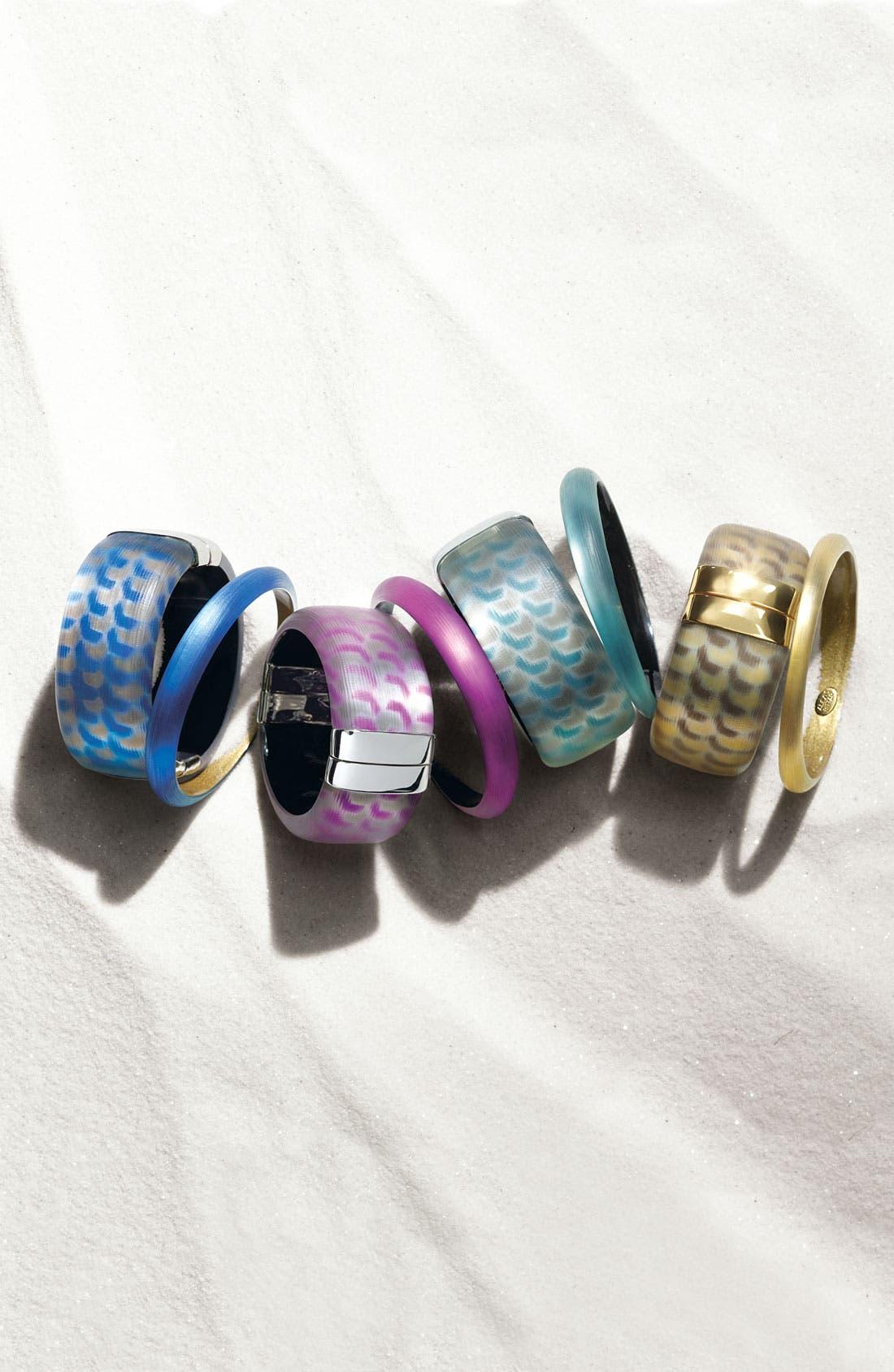 Alternate Image 2  - Alexis Bittar 'Deco' Hinged Bracelet (Nordstrom Exclusive)