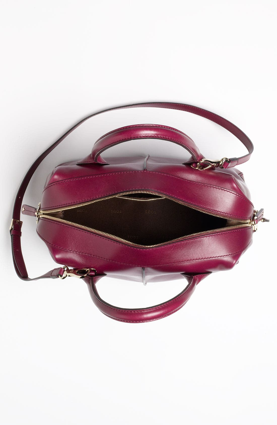 Alternate Image 3  - Tod's 'D-Styling - Small' Leather Satchel