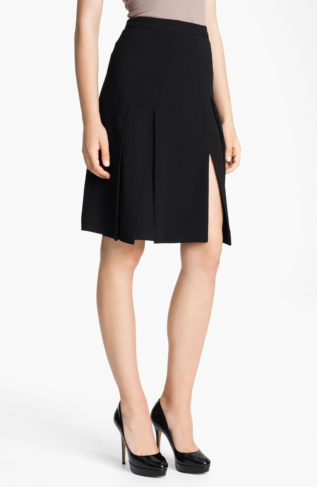 Alternate Image 1 Selected - Vionnet Pleat Skirt