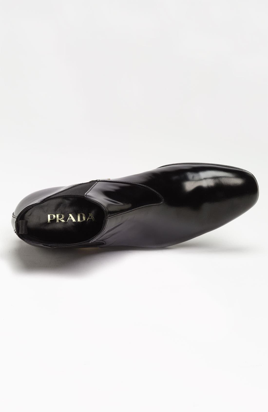 Alternate Image 3  - Prada Chelsea Boot