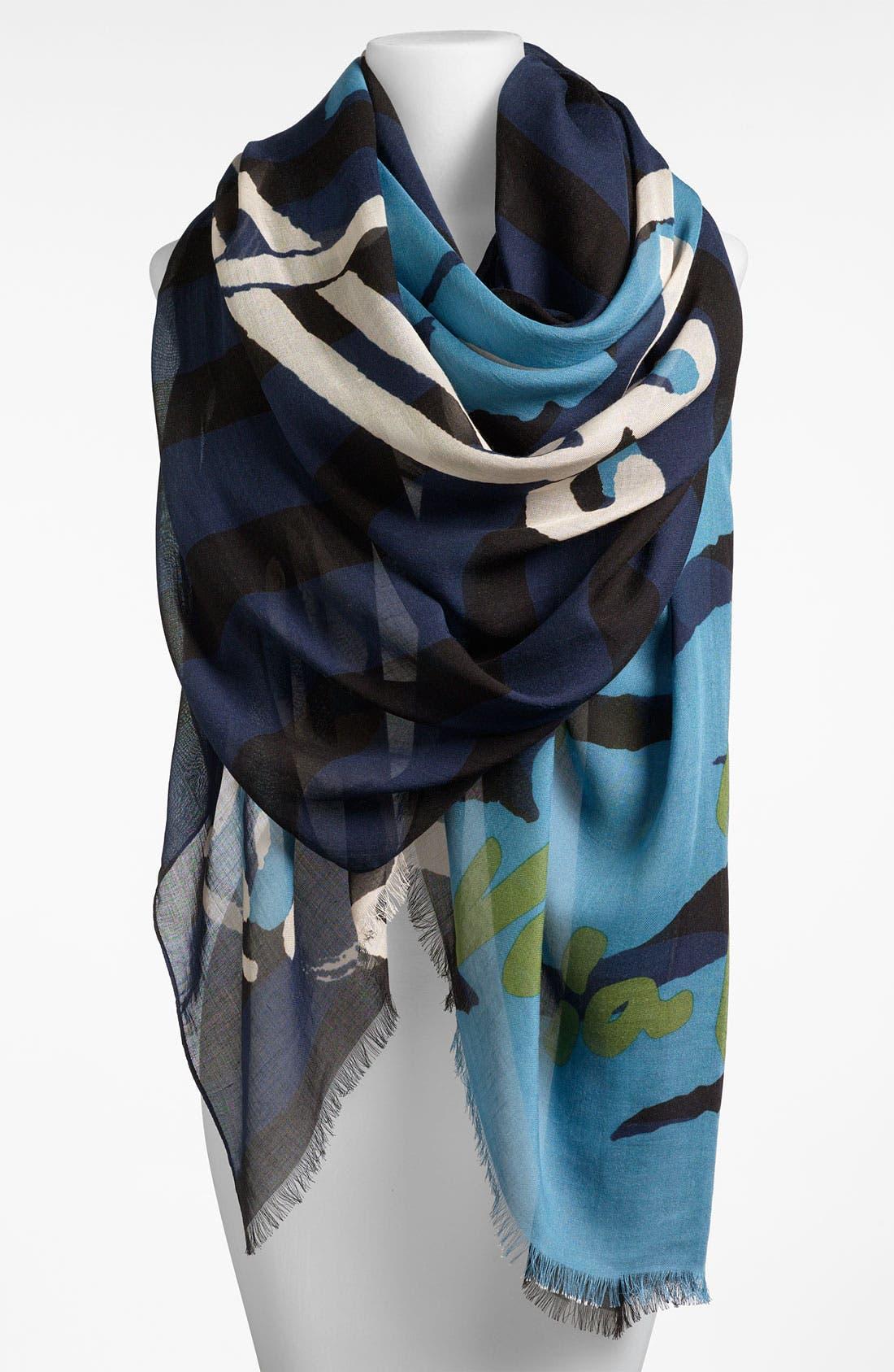 Alternate Image 1 Selected - Sonia Rykiel 'La Joie' Print Stole