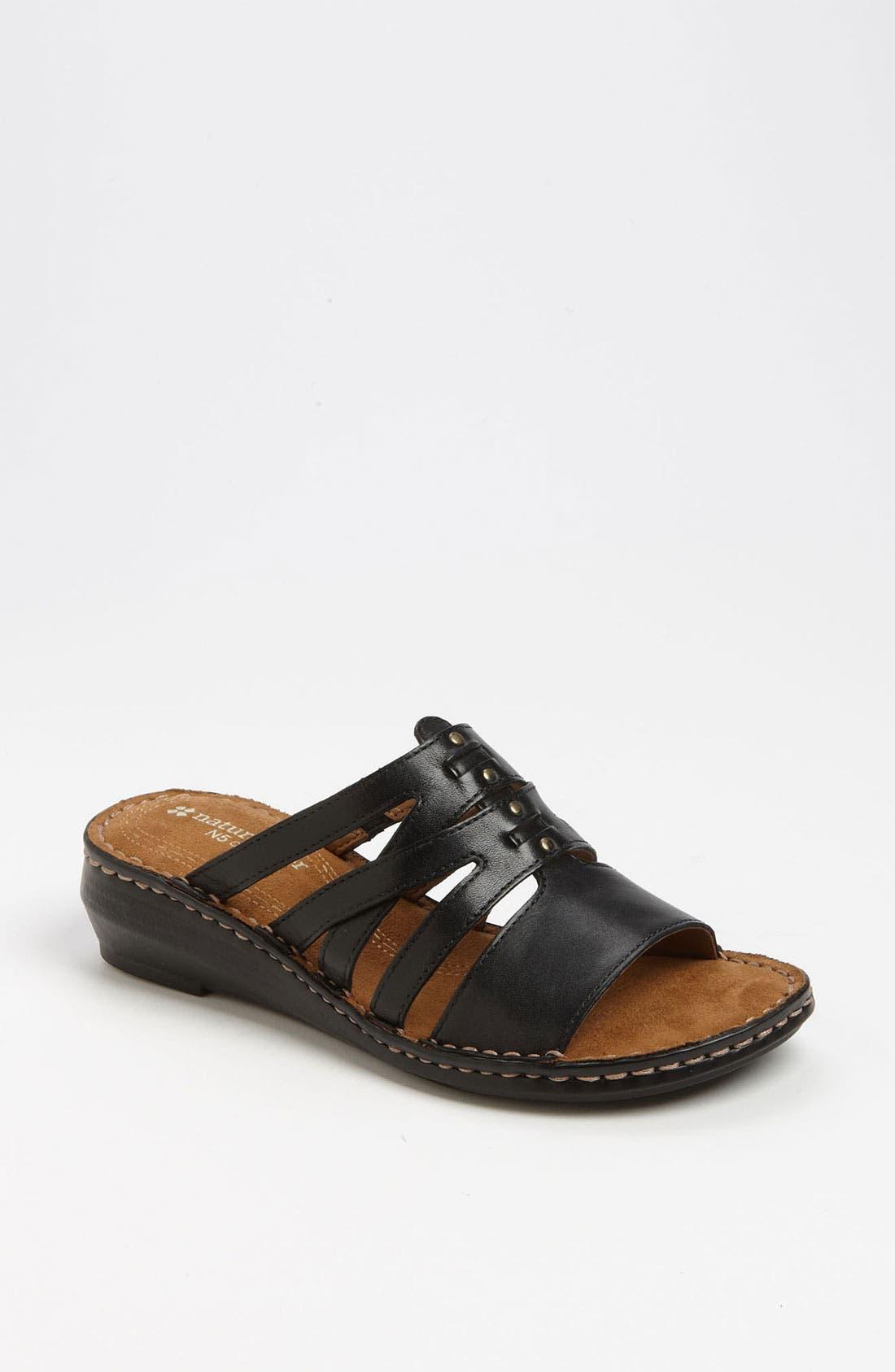 Alternate Image 1 Selected - Naturalizer 'Leanna' Sandal
