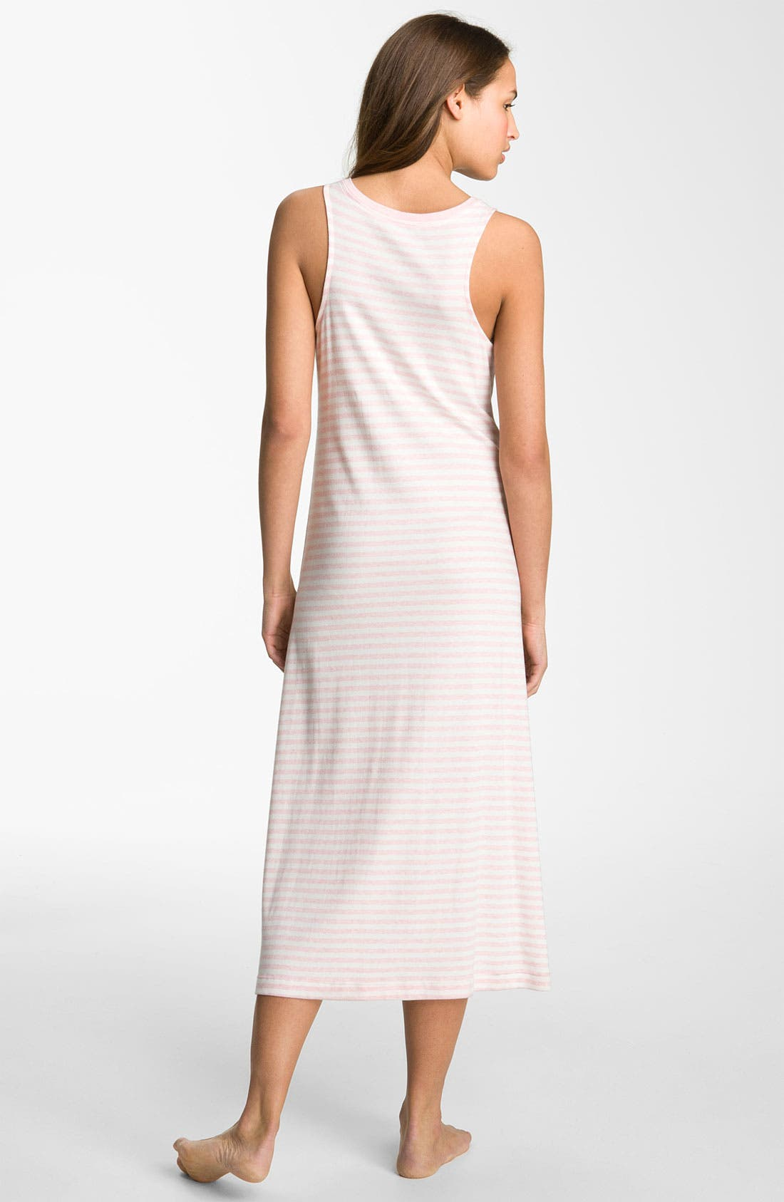Alternate Image 2  - Carole Hochman Designs 'Gardenside' Nightgown