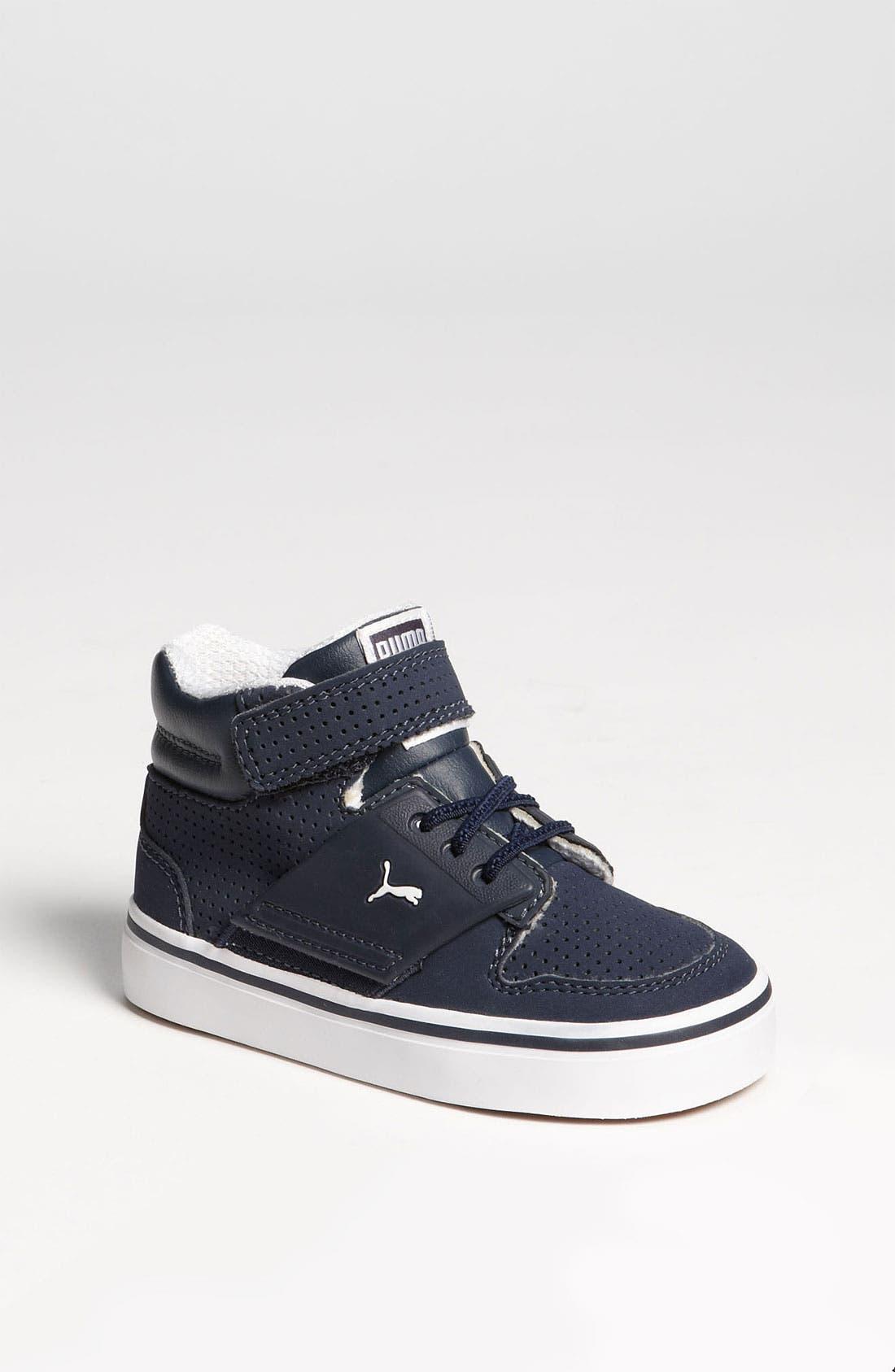 Alternate Image 1 Selected - PUMA 'El Ace 2' Sneaker (Baby, Walker & Toddler)