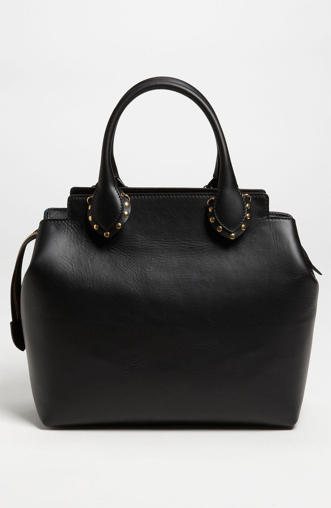 Alternate Image 4  - Emilio Pucci Leather Satchel