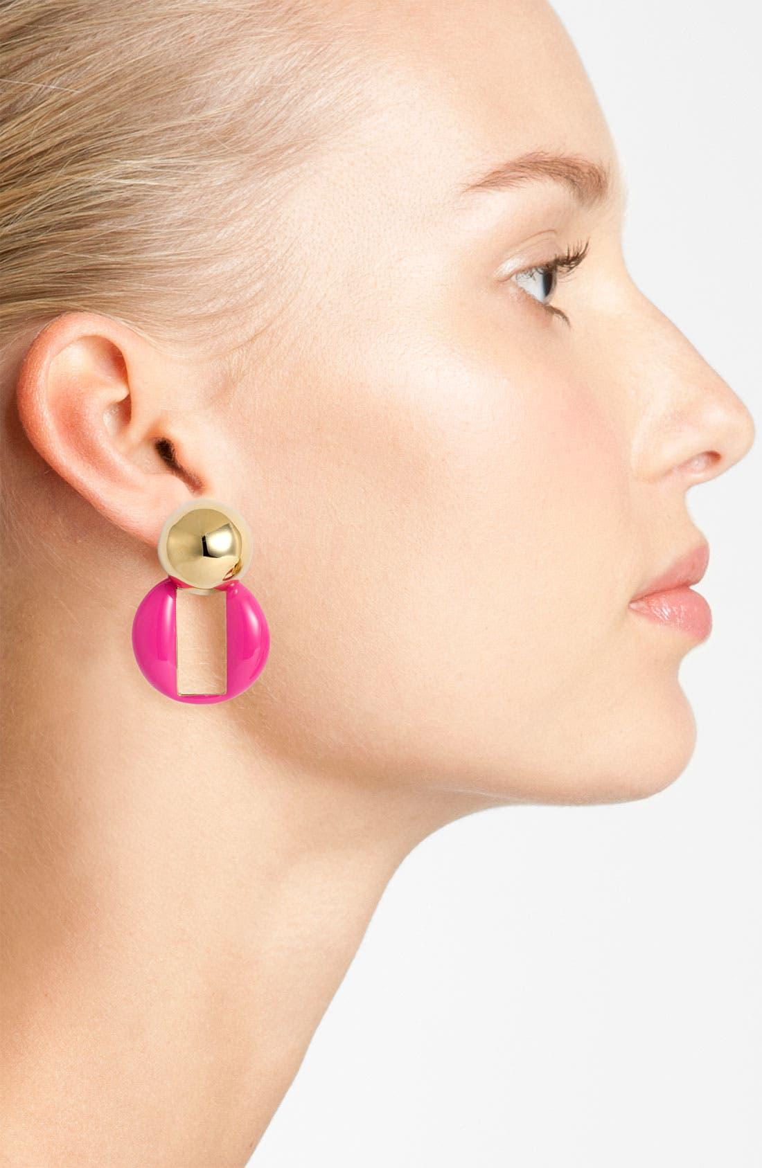 Alternate Image 2  - kate spade new york 'beverly boulevard' earrings