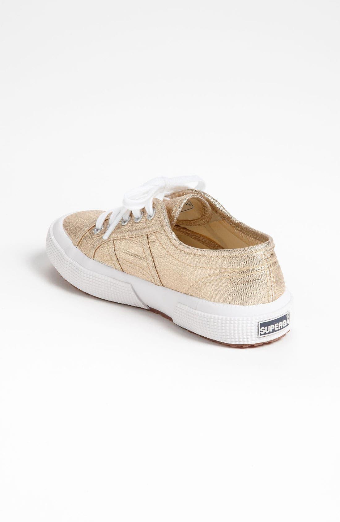 Alternate Image 2  - Superga 'Classic Glitter' Sneaker (Walker, Toddler & Little Kid)
