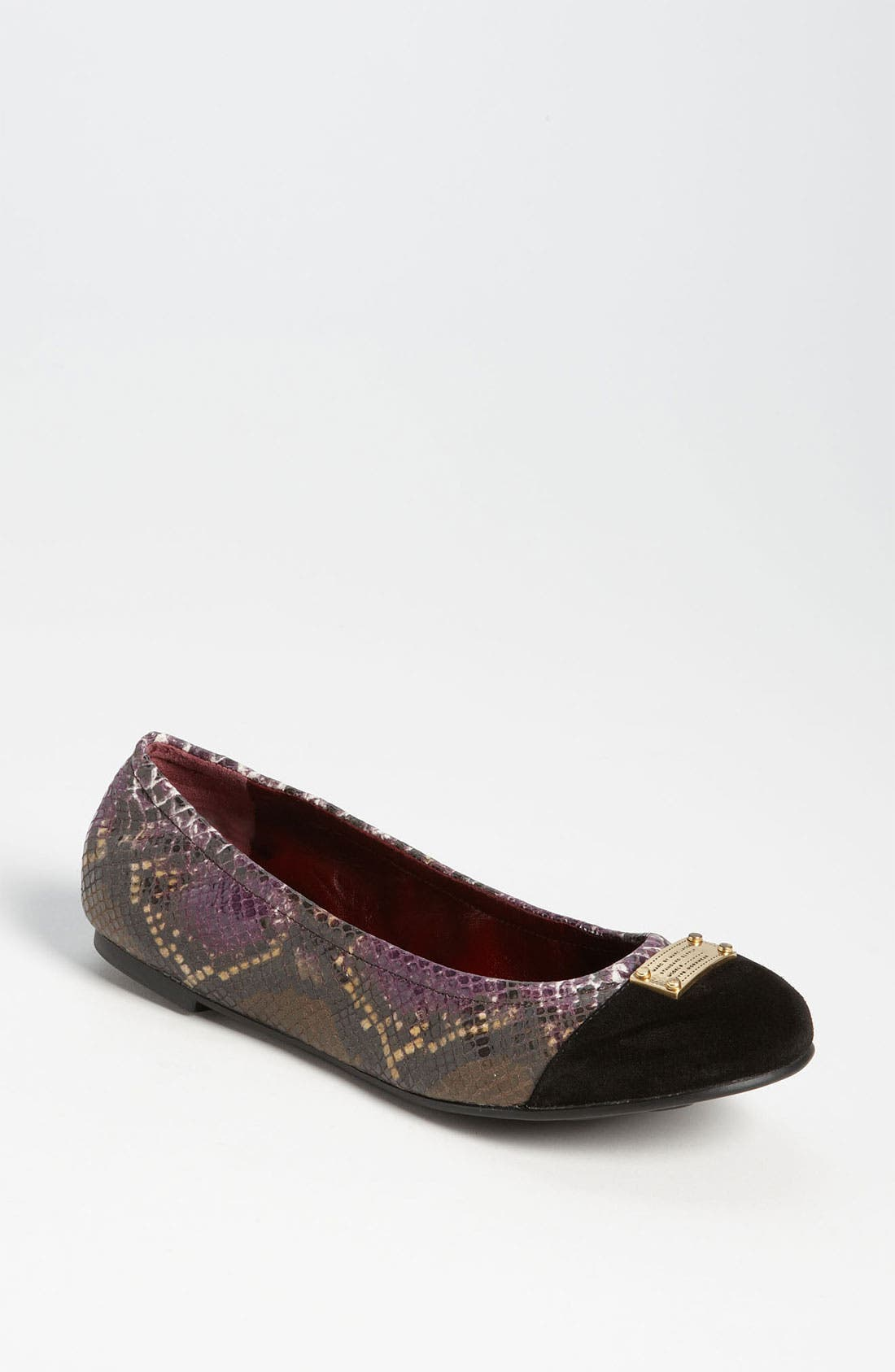 Main Image - MARC BY MARC JACOBS 'Logo' Flat