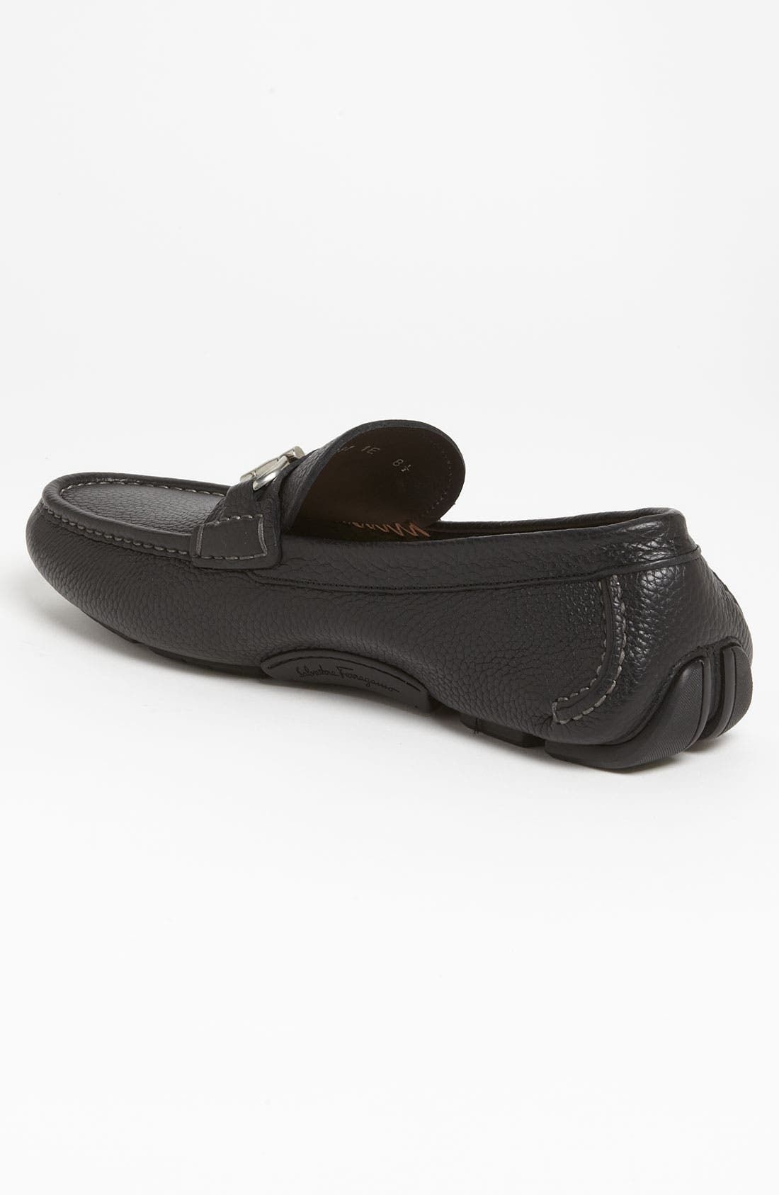 Alternate Image 2  - Salvatore Ferragamo 'Daverio' Driving Shoe (Men)