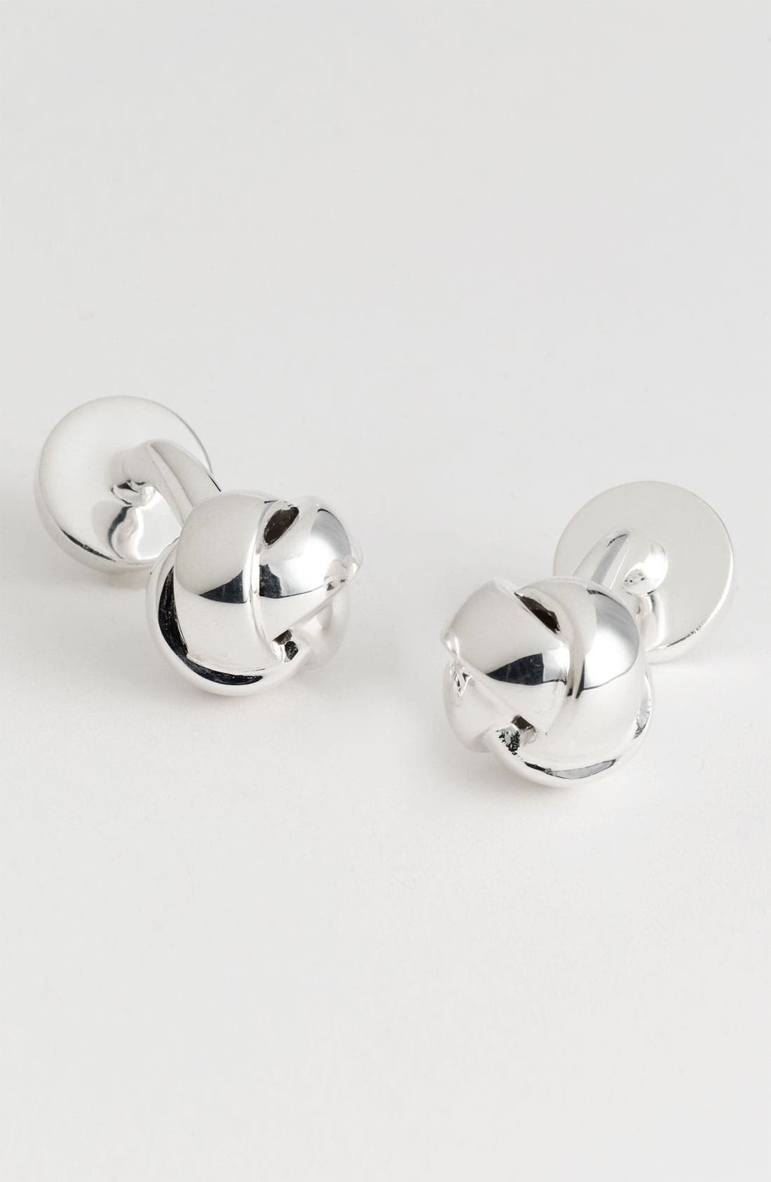 Alternate Image 1 Selected - Thomas Pink 'Knot' Cuff Links