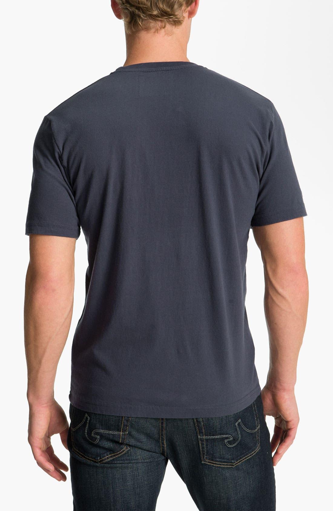 Alternate Image 2  - Red Jacket 'Yankees - Letterman' T-Shirt