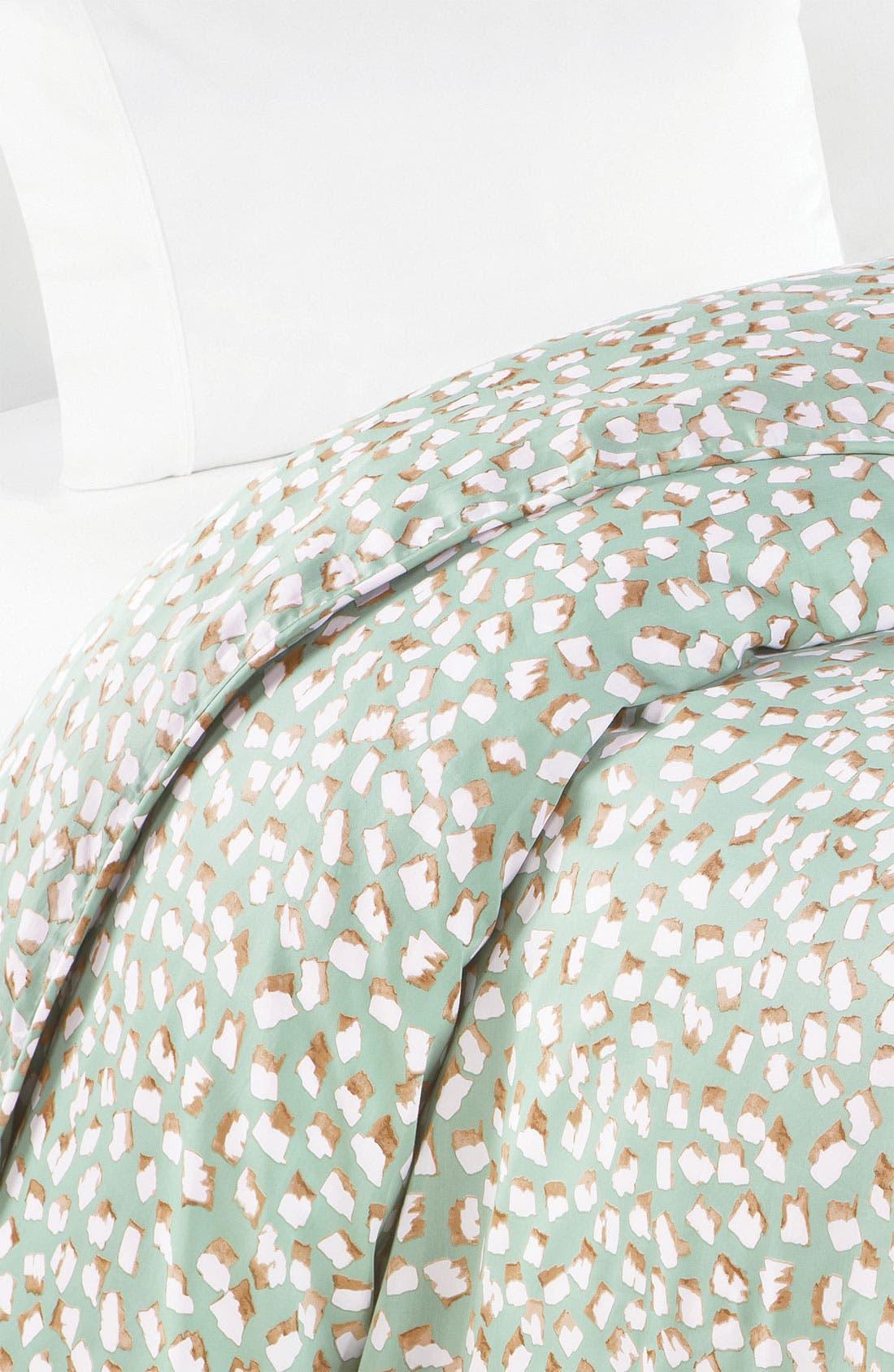 Main Image - Diane von Furstenberg 'Pomme Sky' 300 Thread Count Duvet Cover