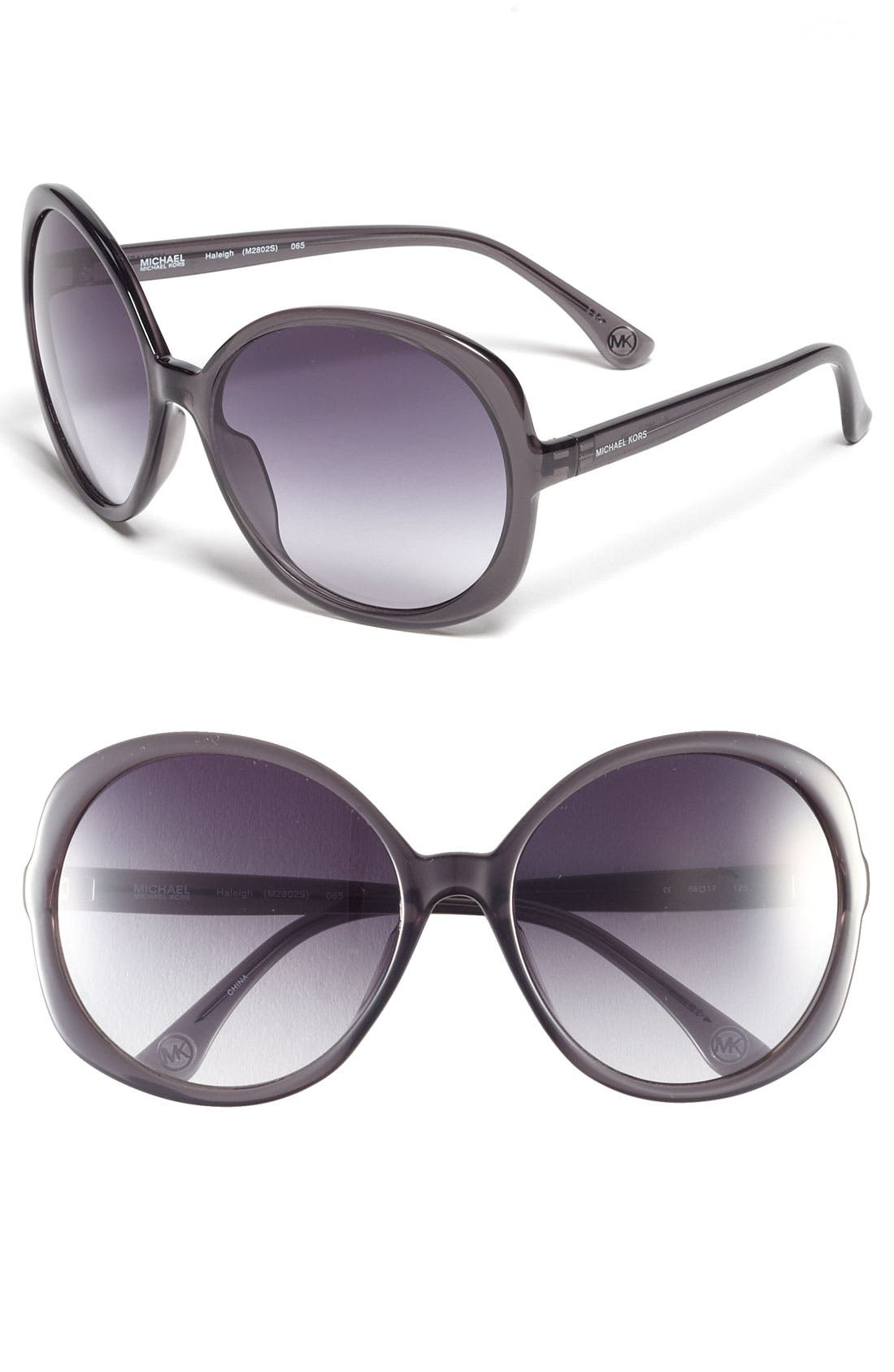 Alternate Image 1 Selected - MICHAEL Michael Kors 58mm Oversized Sunglasses