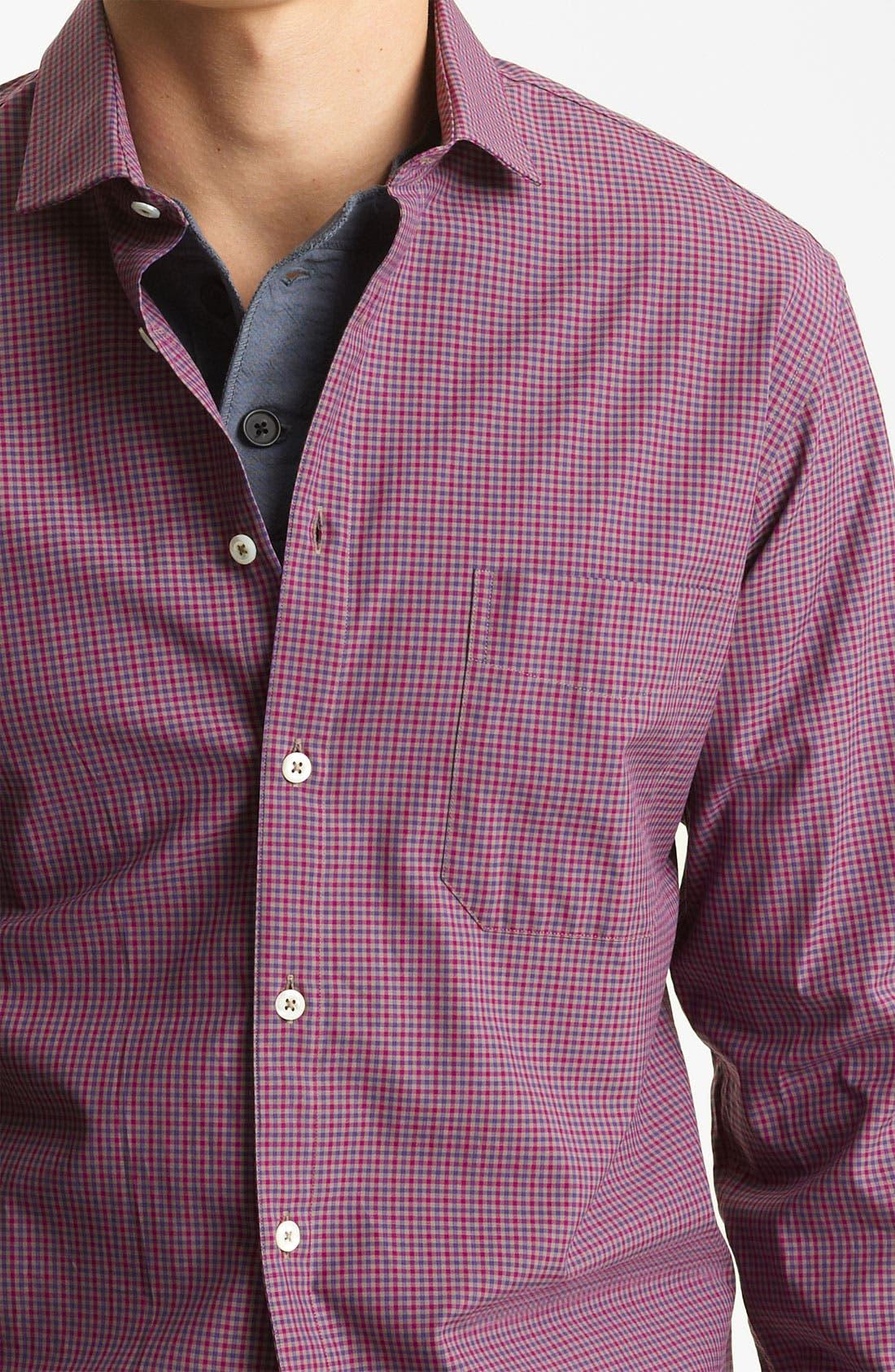 Alternate Image 3  - Billy Reid 'John' Check Shirt