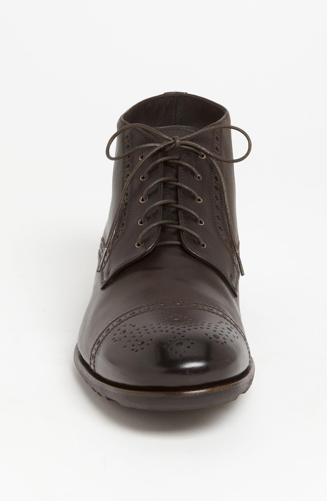 Alternate Image 3  - Prada Cap Toe Boot