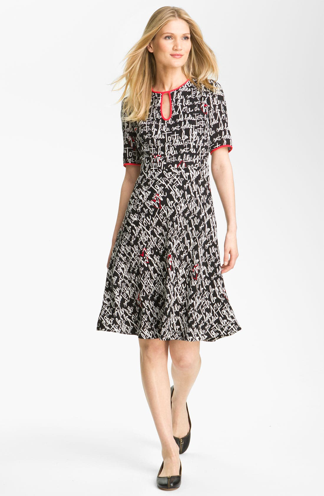 Alternate Image 1 Selected - kate spade new york dress & accessories