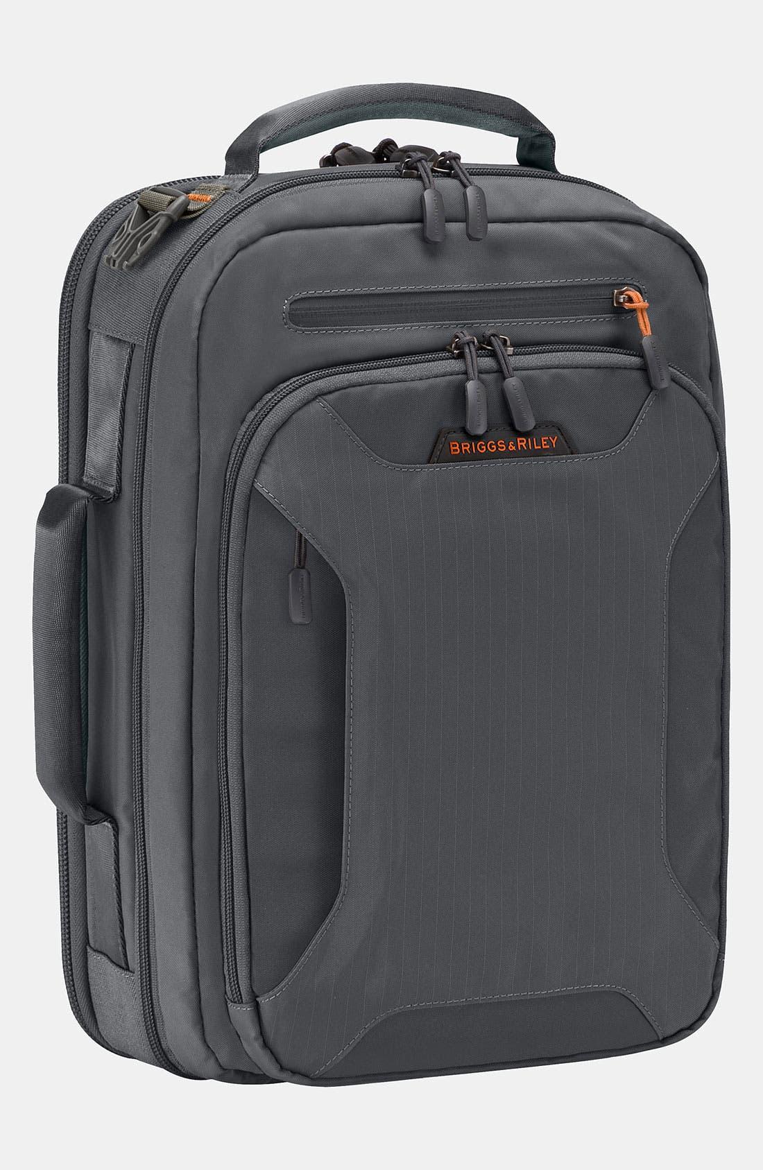 Main Image - Briggs & Riley 'Excursion' Convertible Briefcase