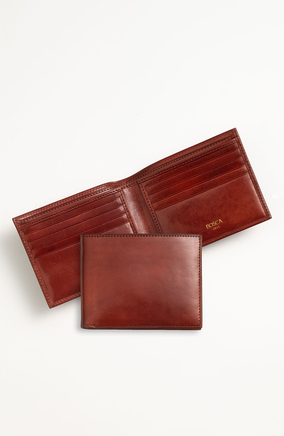 Alternate Image 4  - Bosca 'Old Leather' Deluxe Wallet