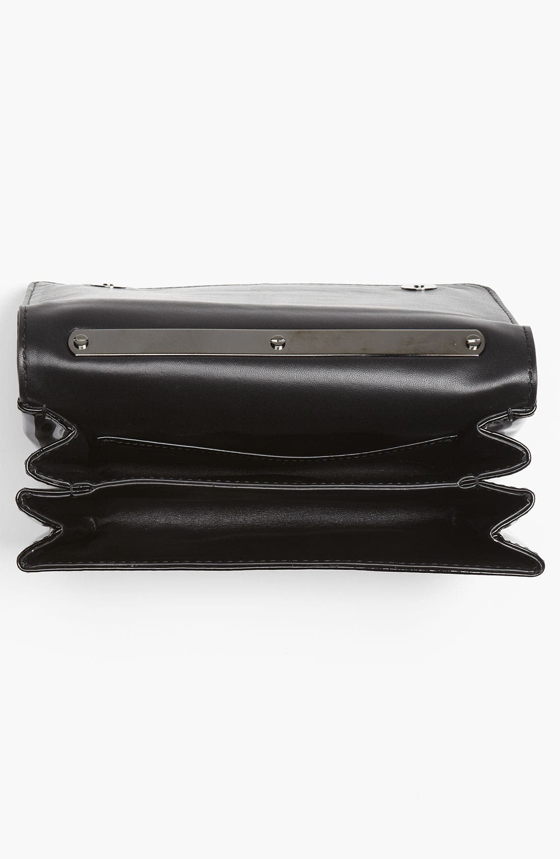 Alternate Image 3  - Valentino 'Noir - Va Va Voom' Patent Leather Shoulder Bag