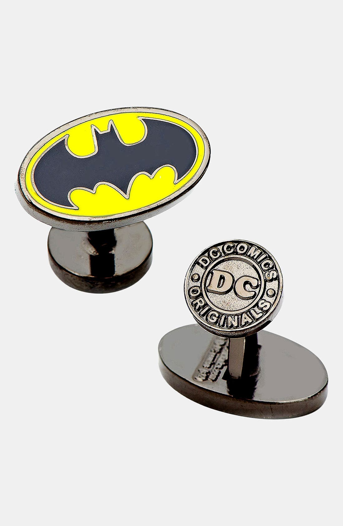 CUFFLINKS, INC. Batman Logo Cuff Links