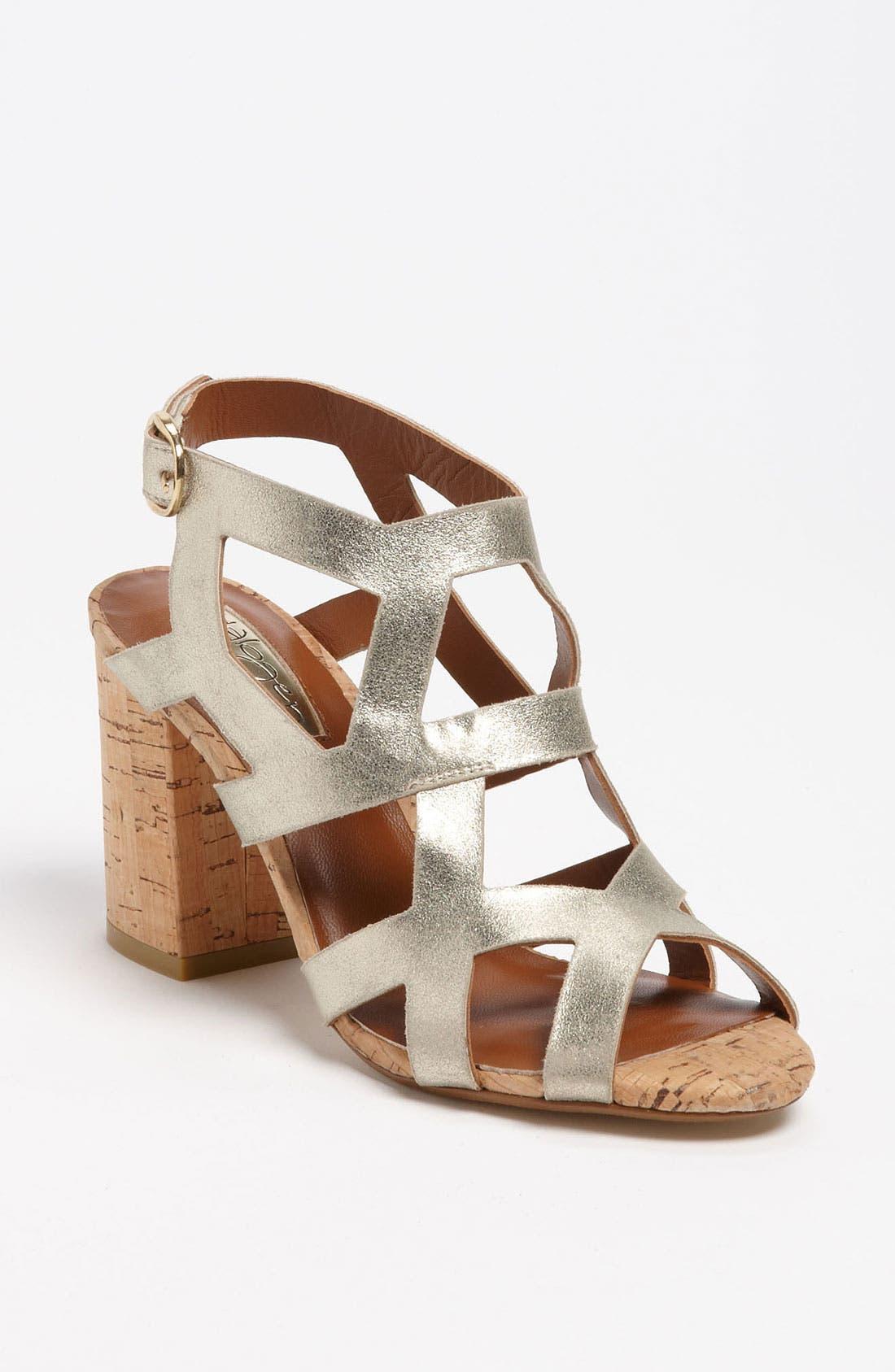 Alternate Image 1 Selected - Halogen® 'Gracey' Sandal