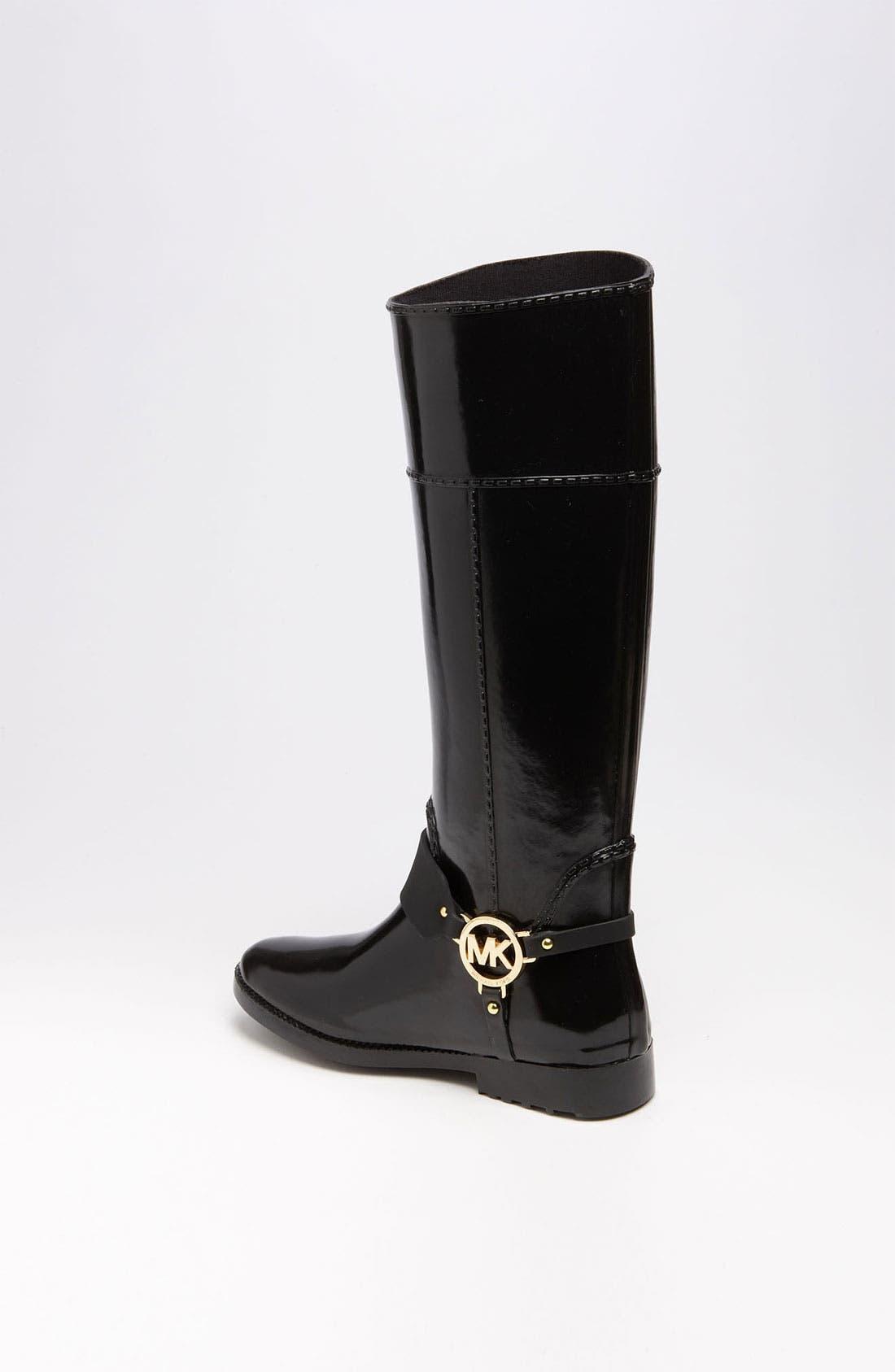 Alternate Image 2  - MICHAEL Michael Kors 'Fulton' Rain Boot (Women)
