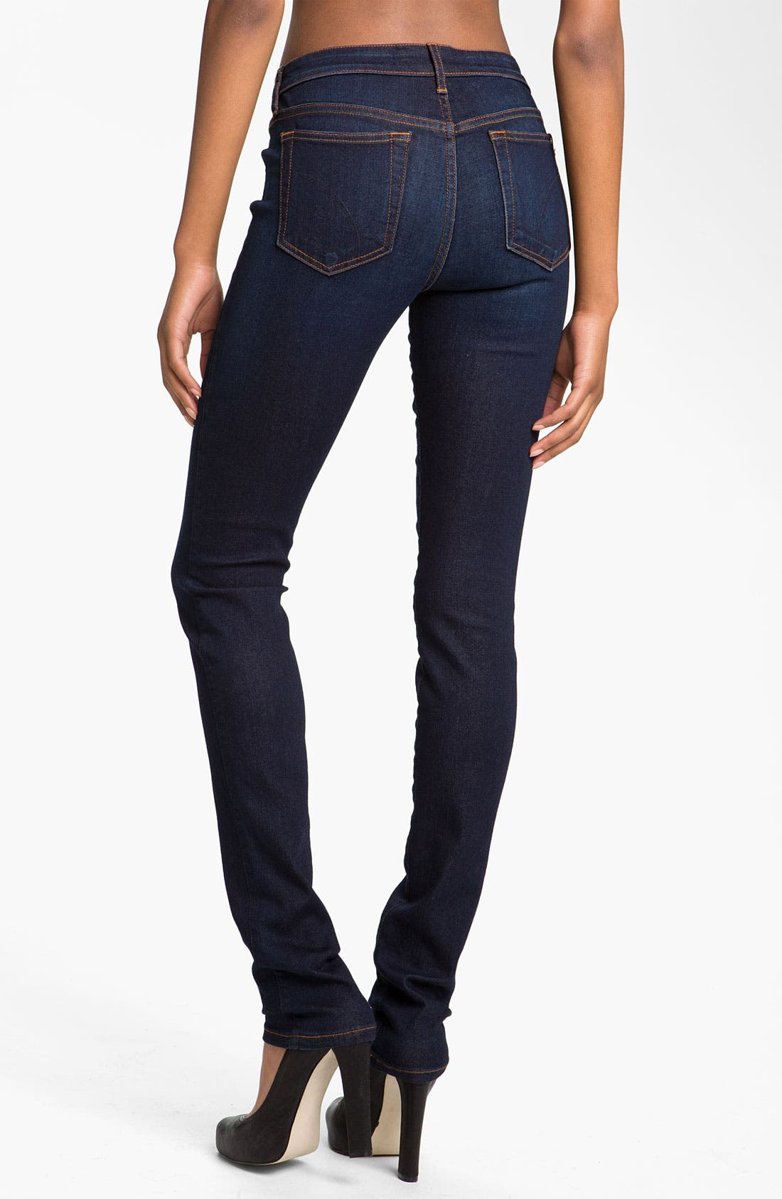 Alternate Image 2  - Joe's 'The Skinny' Stretch Denim Jeans (Yasmin)