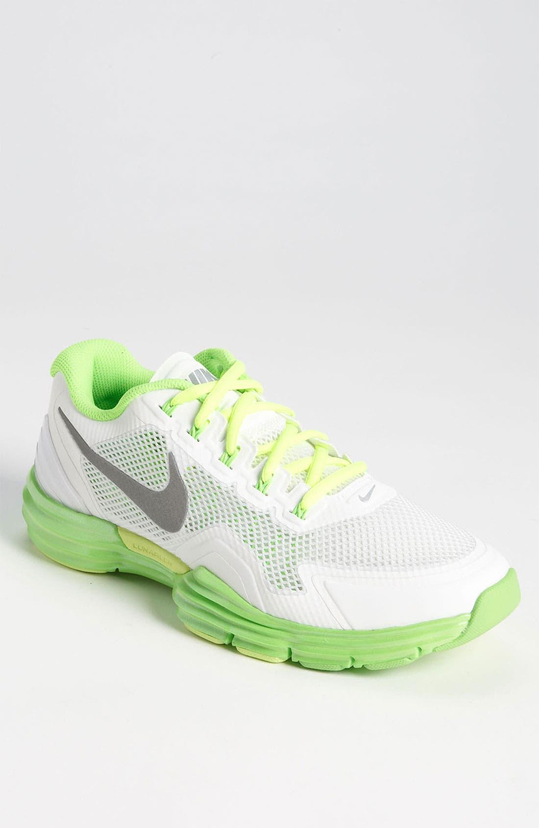 Alternate Image 1 Selected - Nike 'Lunar TR1' Training Shoe (Men)