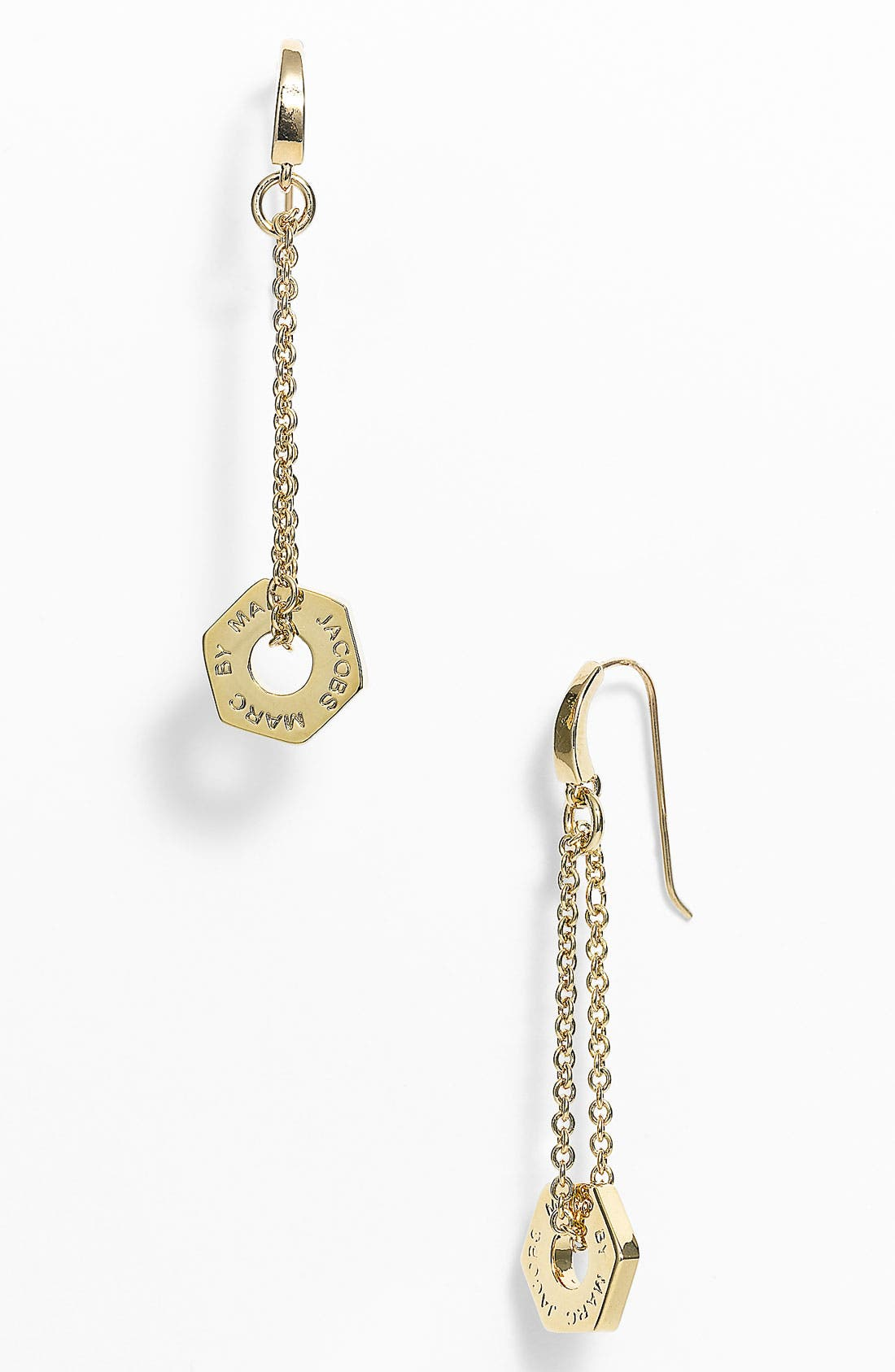 Alternate Image 1 Selected - MARC BY MARC JACOBS 'Bolts' Linear Earrings