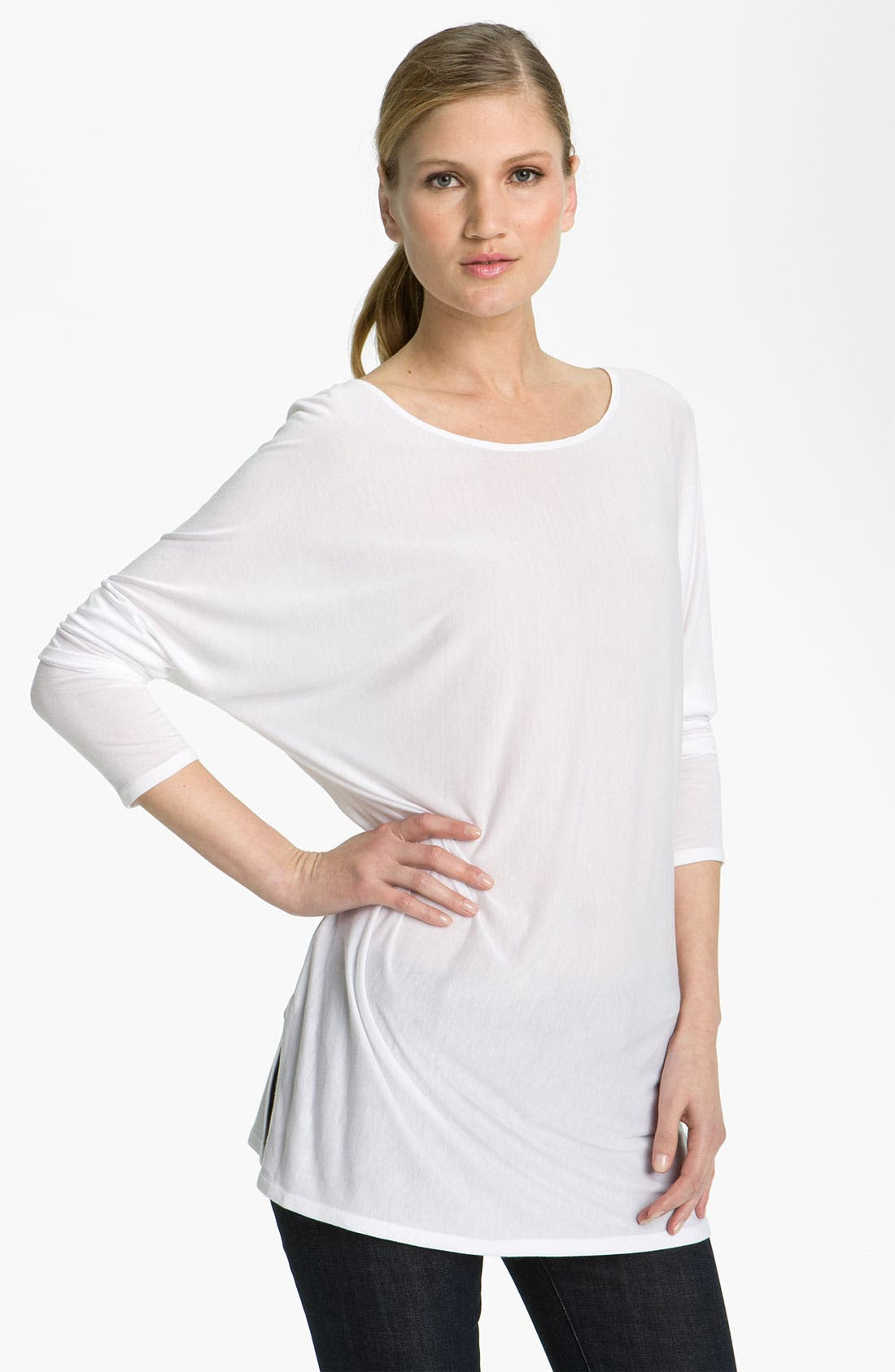 Main Image - Vince Stretch Top