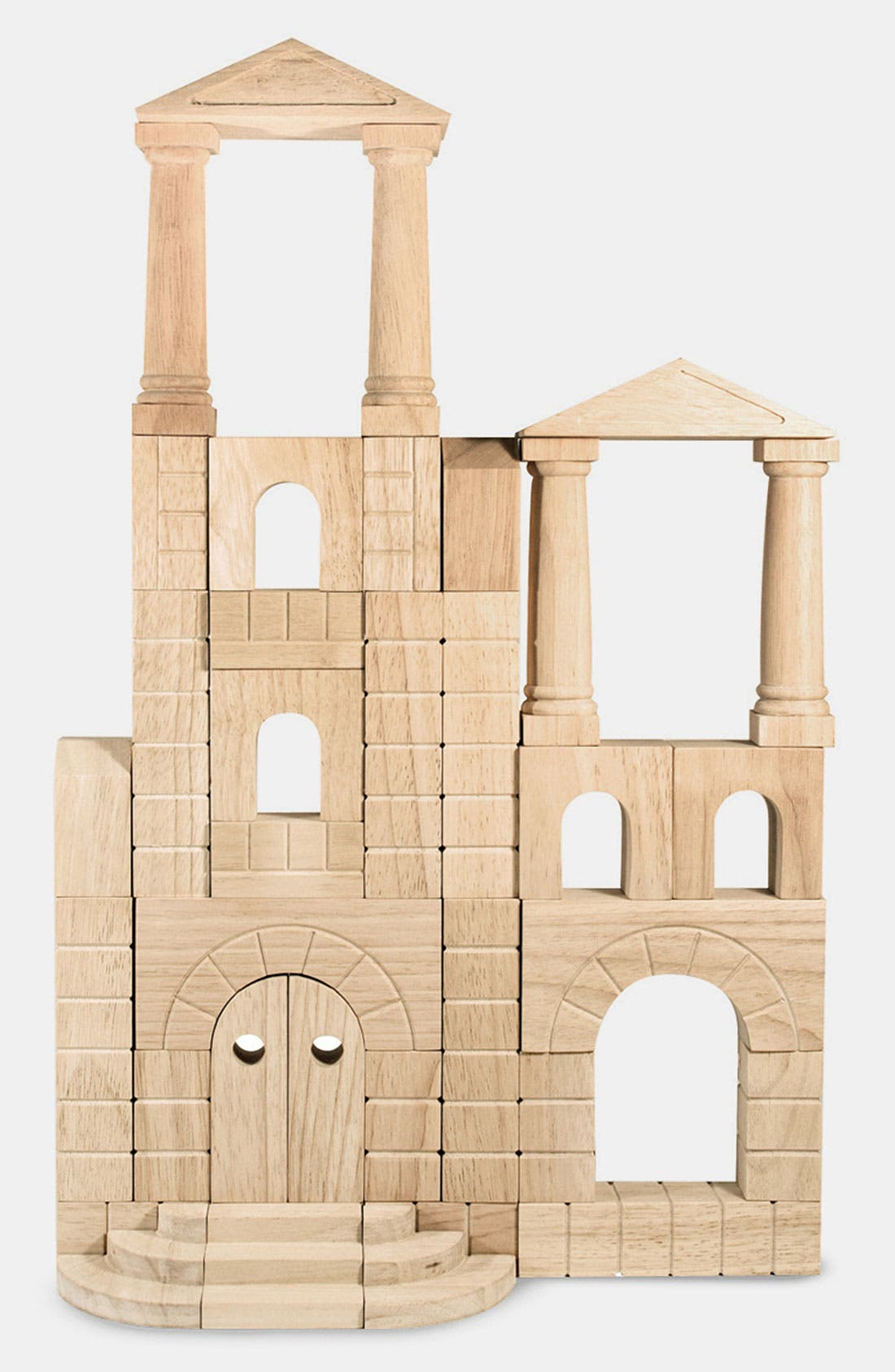 Alternate Image 2  - Melissa & Doug Architectural Unit Blocks