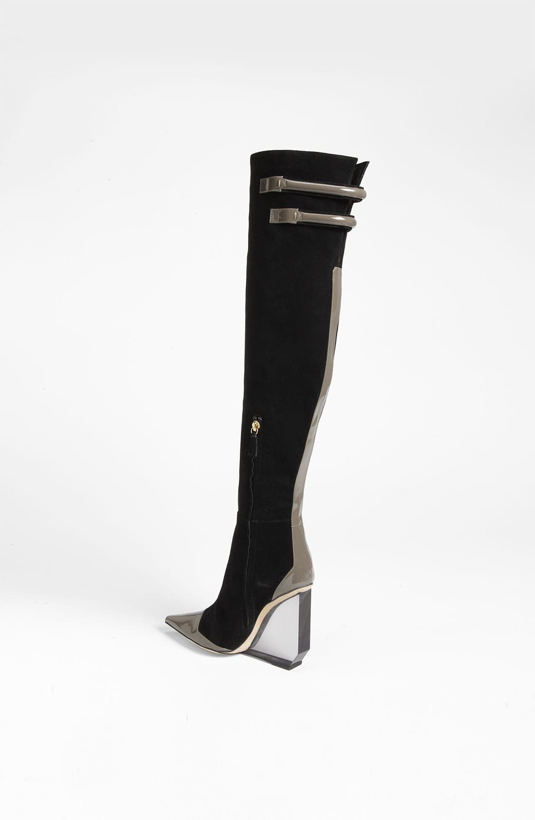 Alternate Image 2  - Pollini Wedge Over the Knee Boot