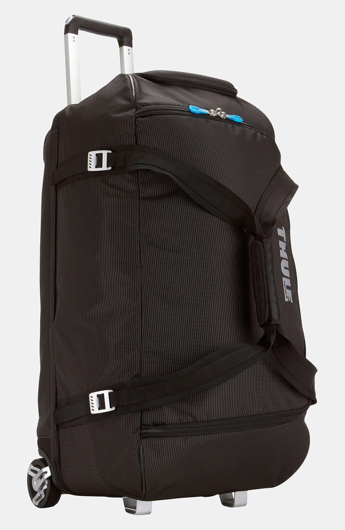 Thule 'Crossover' Rolling Duffel Bag (87L)