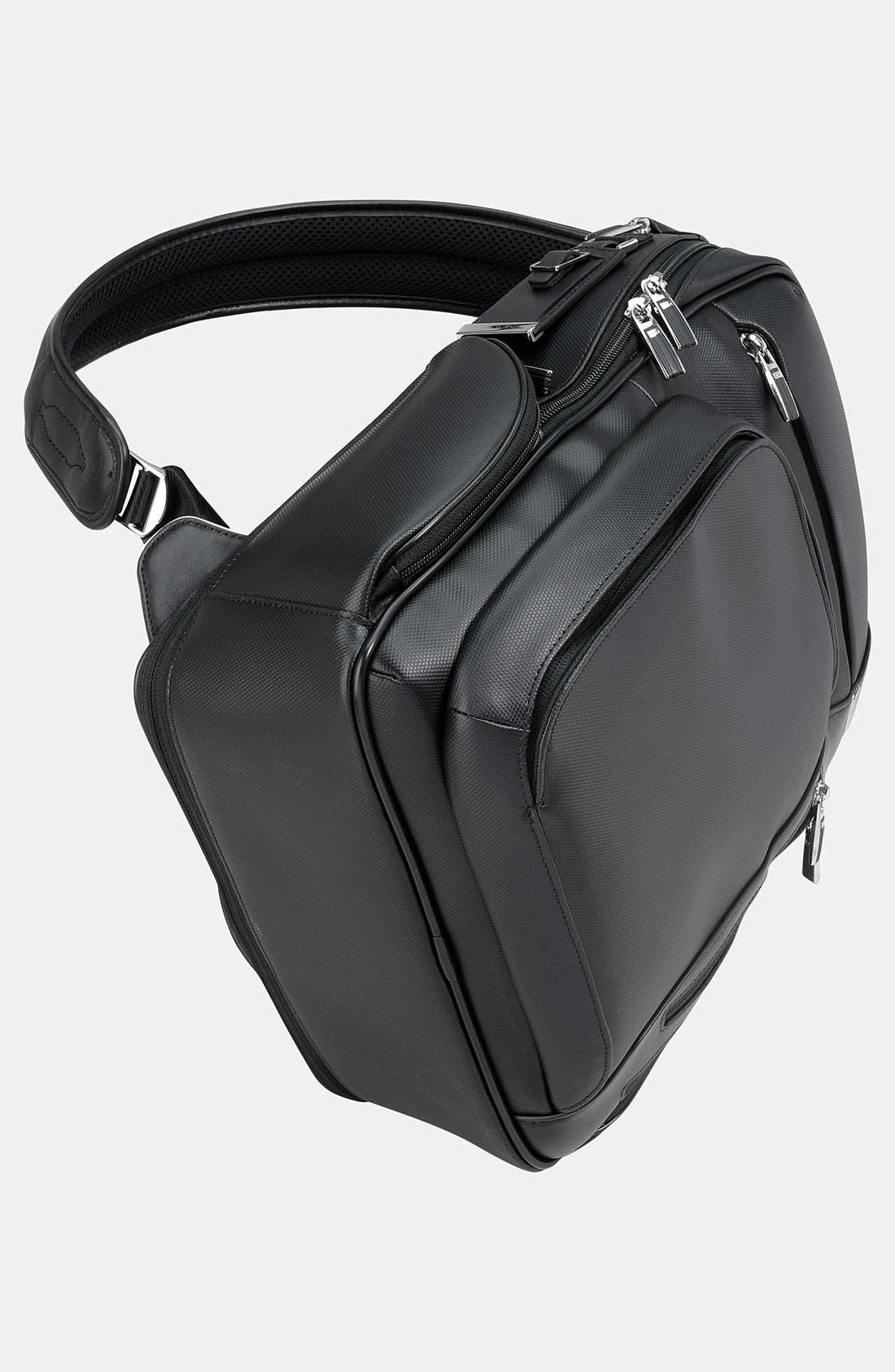Alternate Image 4  - Tumi 'Arrive - Kingsford' Leather Backpack