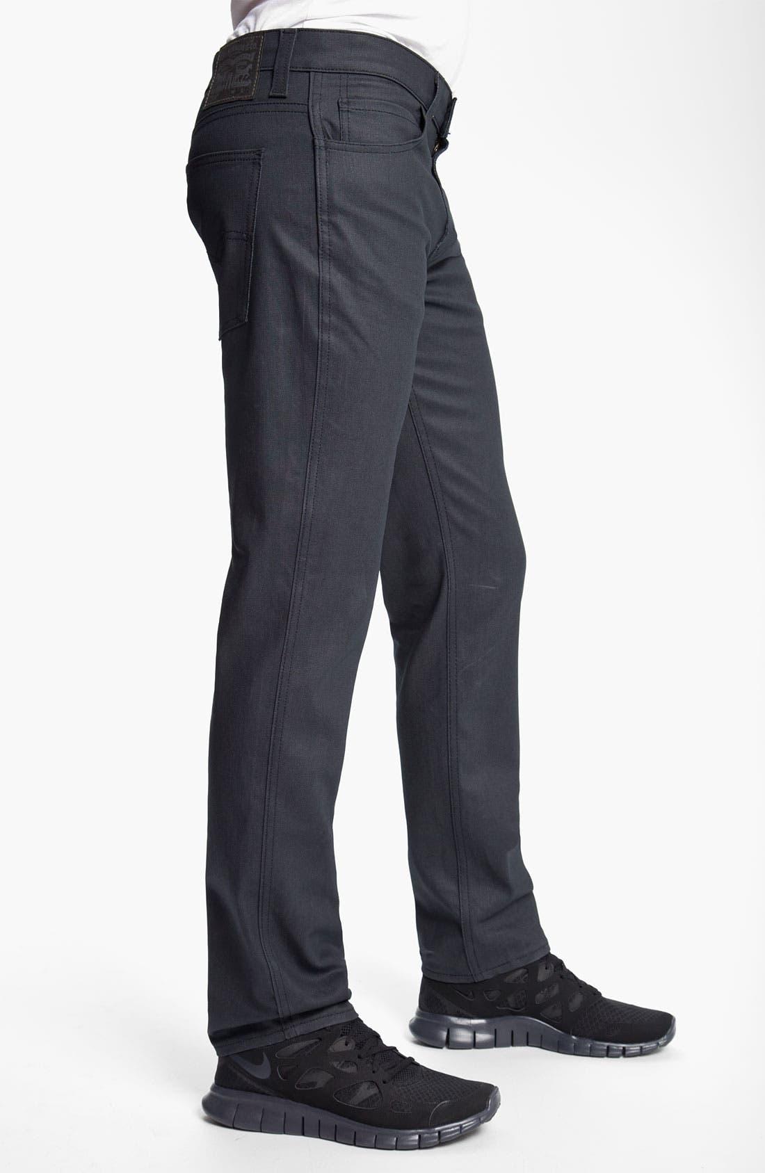 Alternate Image 3  - Levi's® '511' Slim Fit Jeans (Anthracite)
