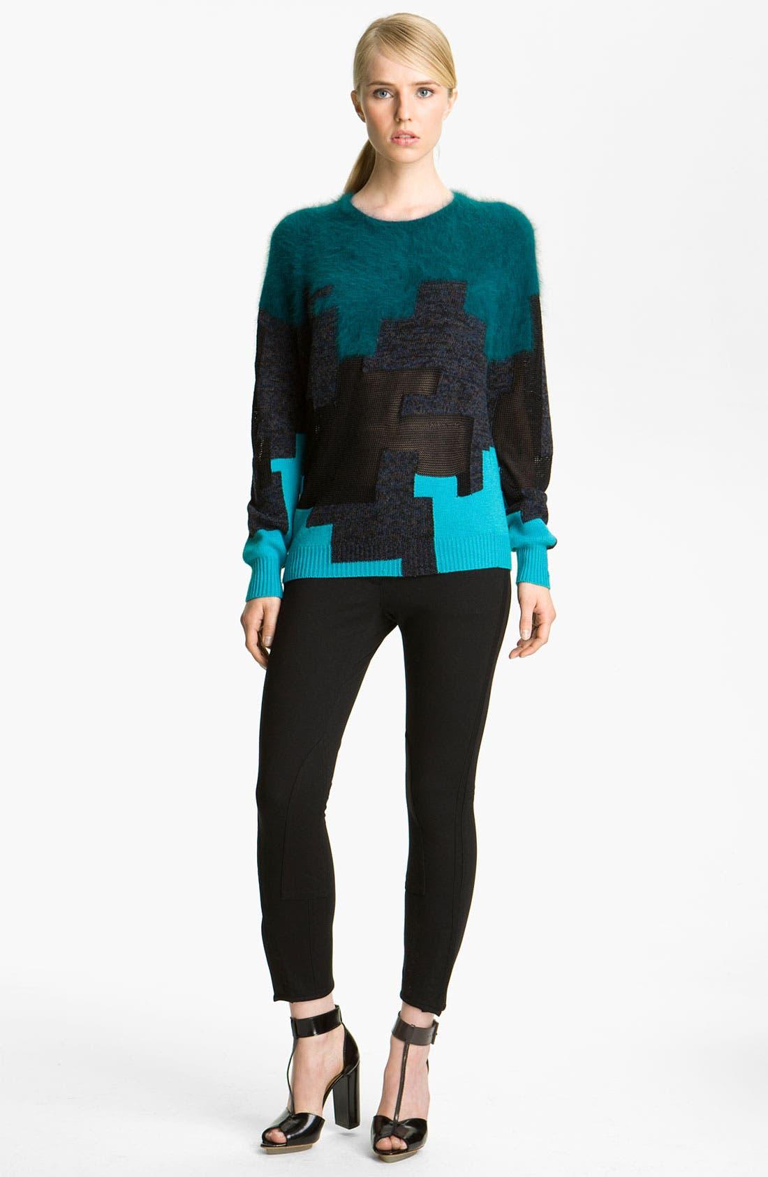 Alternate Image 1 Selected - 3.1 Phillip Lim Intarsia Sweater