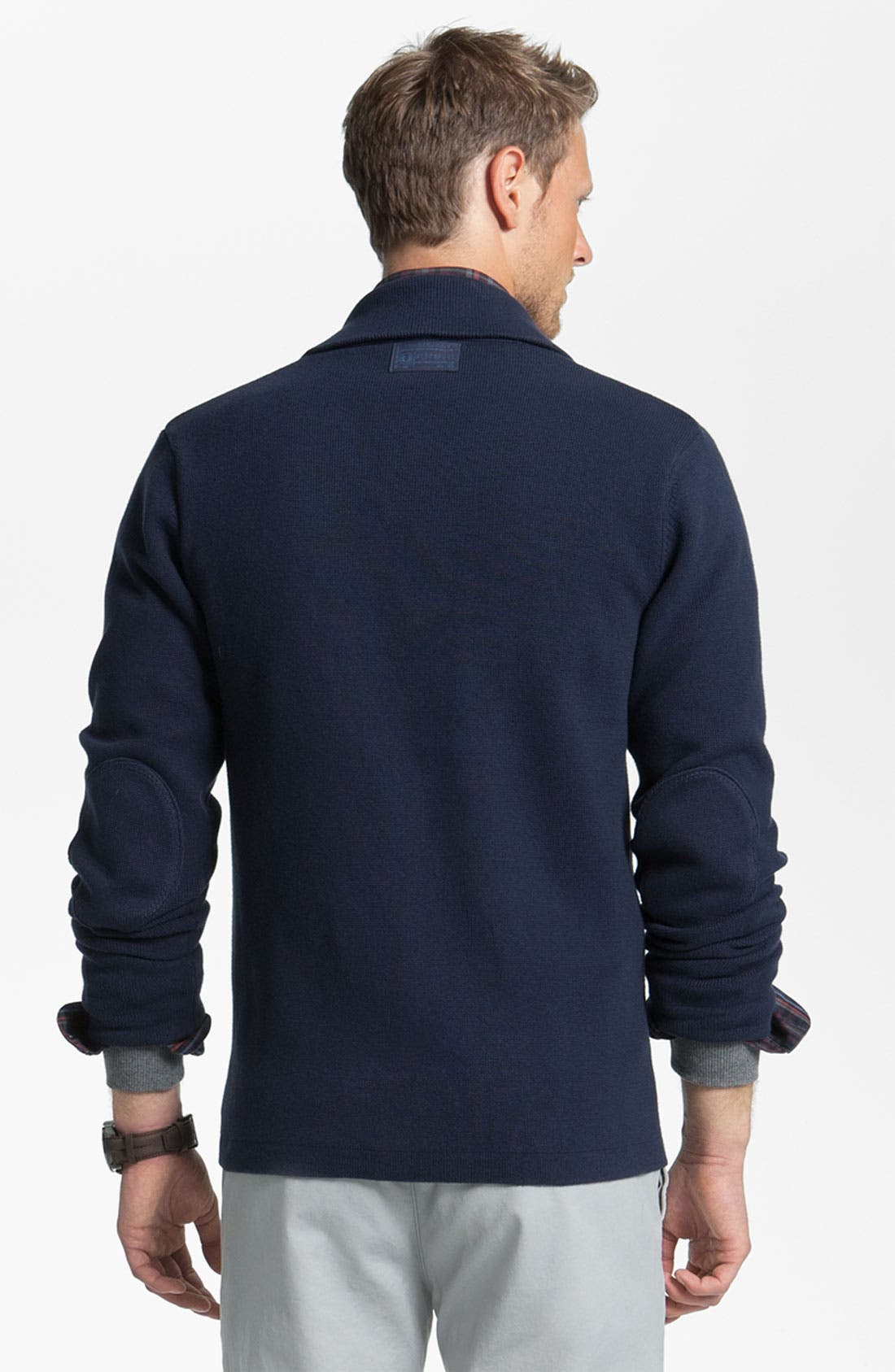 Alternate Image 2  - Fred Perry Jacket Cardigan
