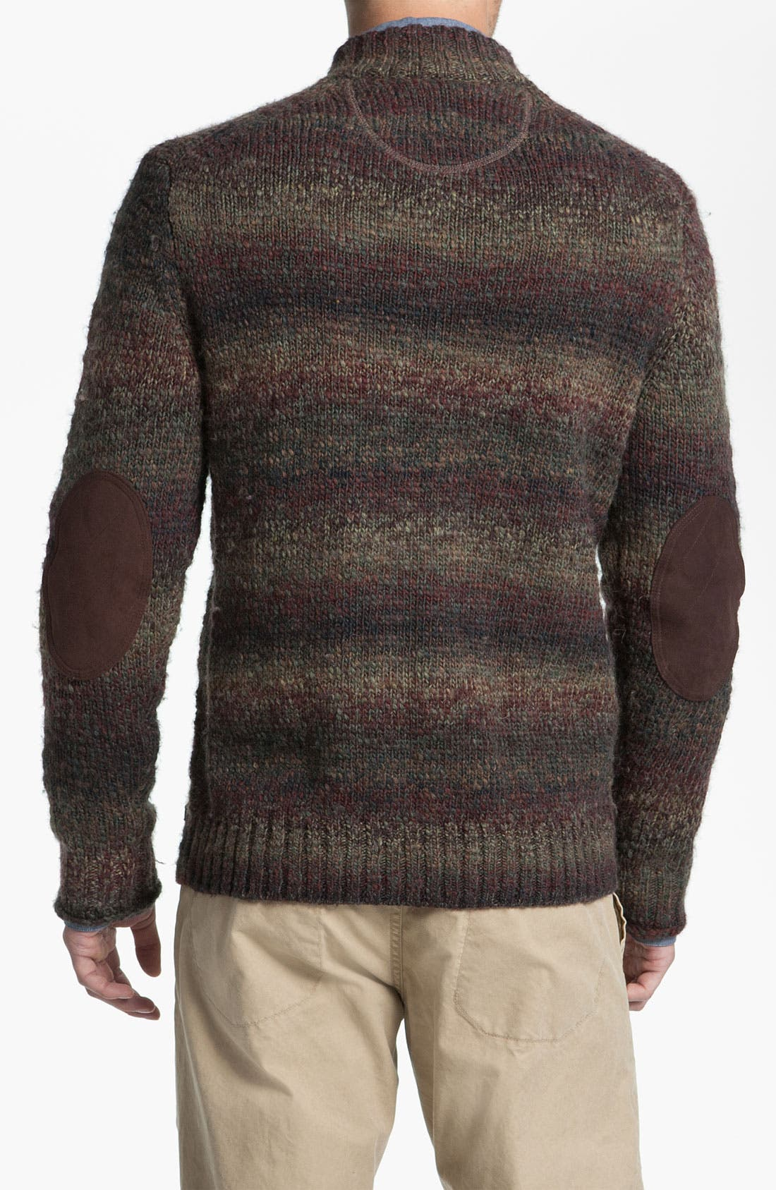 Alternate Image 2  - Hickey Freeman Mock Neck Sweater