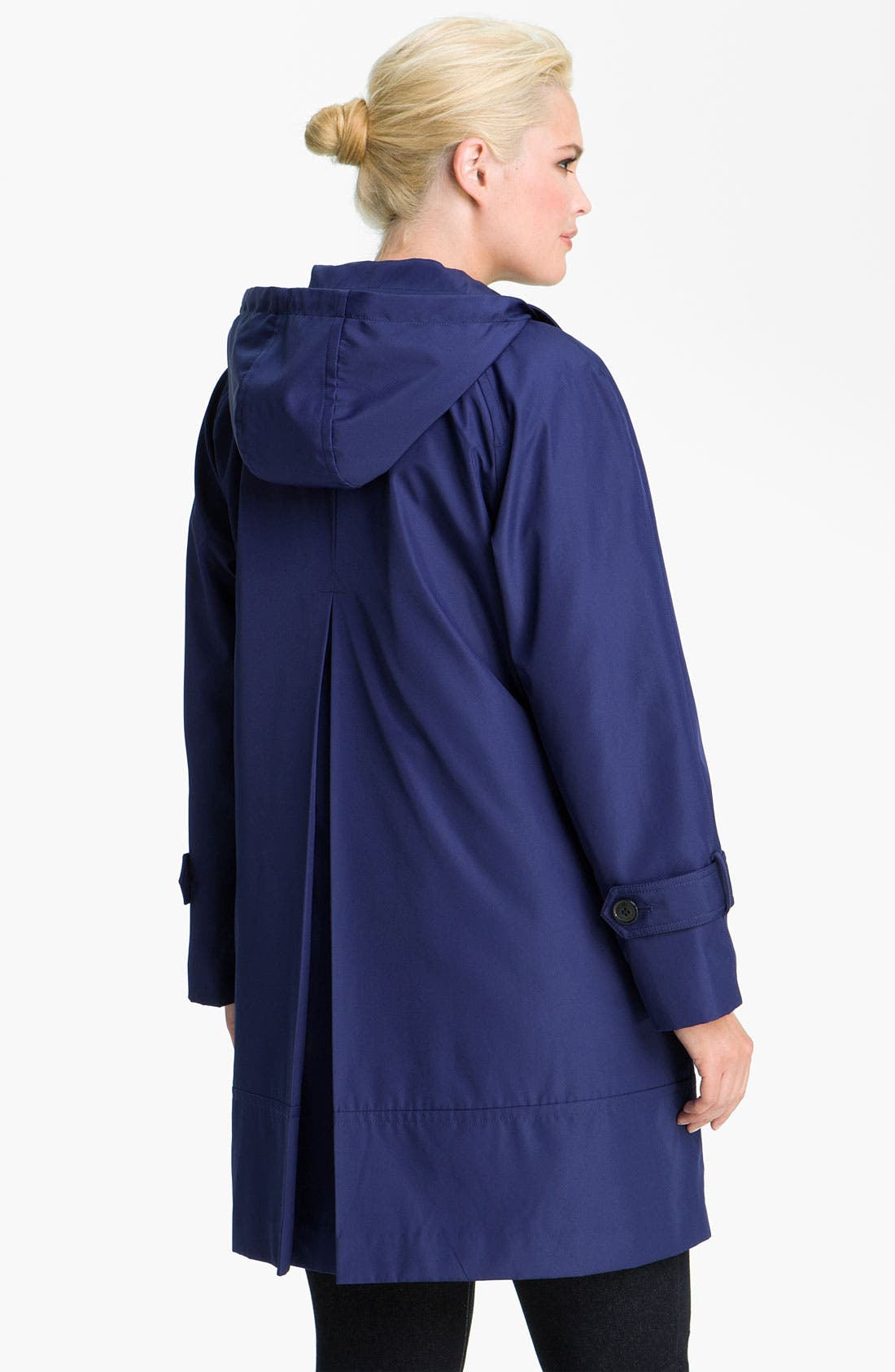 Alternate Image 2  - Marc New York by Andrew Marc 'Caroll' Raincoat with Detachable Liner (Plus)