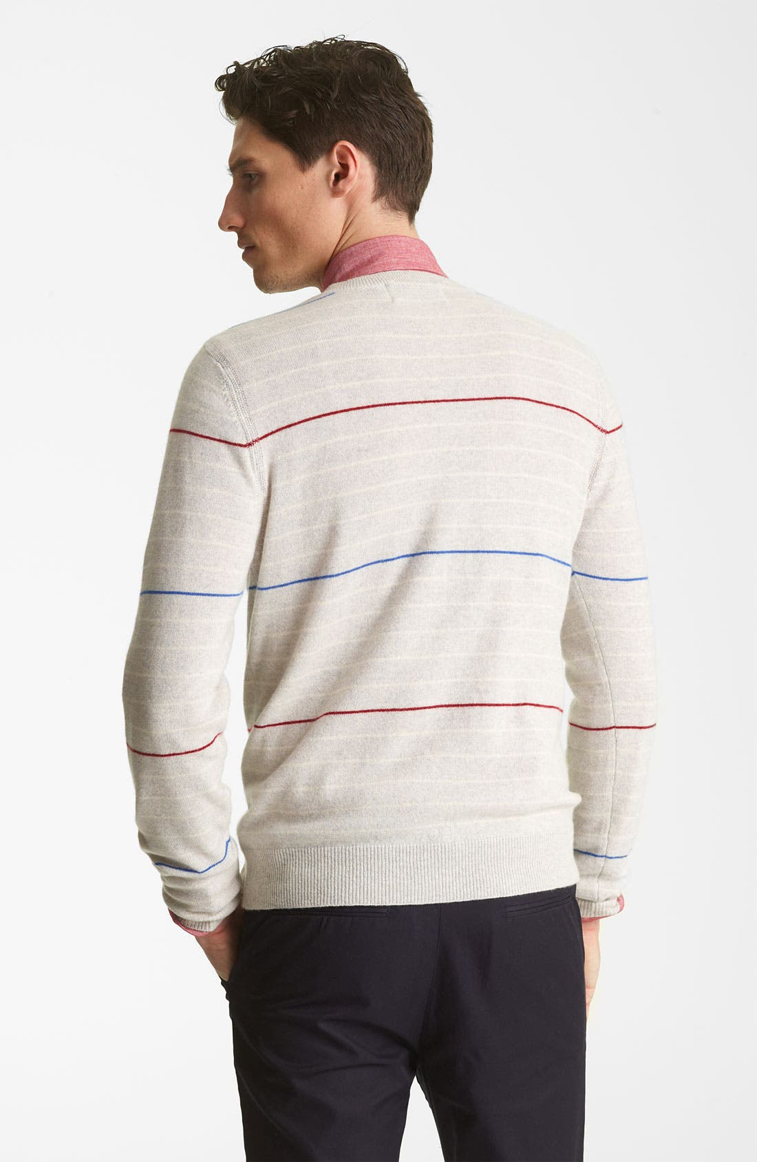 Alternate Image 2  - Shipley & Halmos 'Laurel' Cashmere Sweater