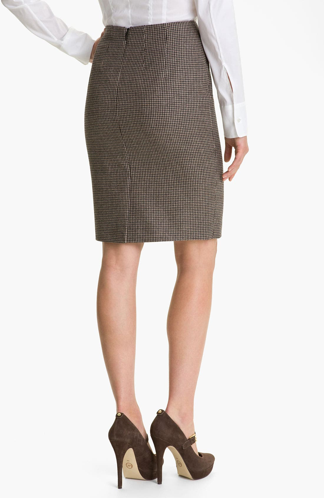 Alternate Image 2  - BOSS Black 'Vilina' Skirt