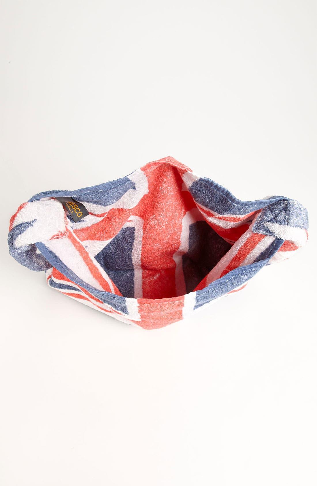 Alternate Image 3  - Fresco Towels 'Small' Terry Messenger Bag