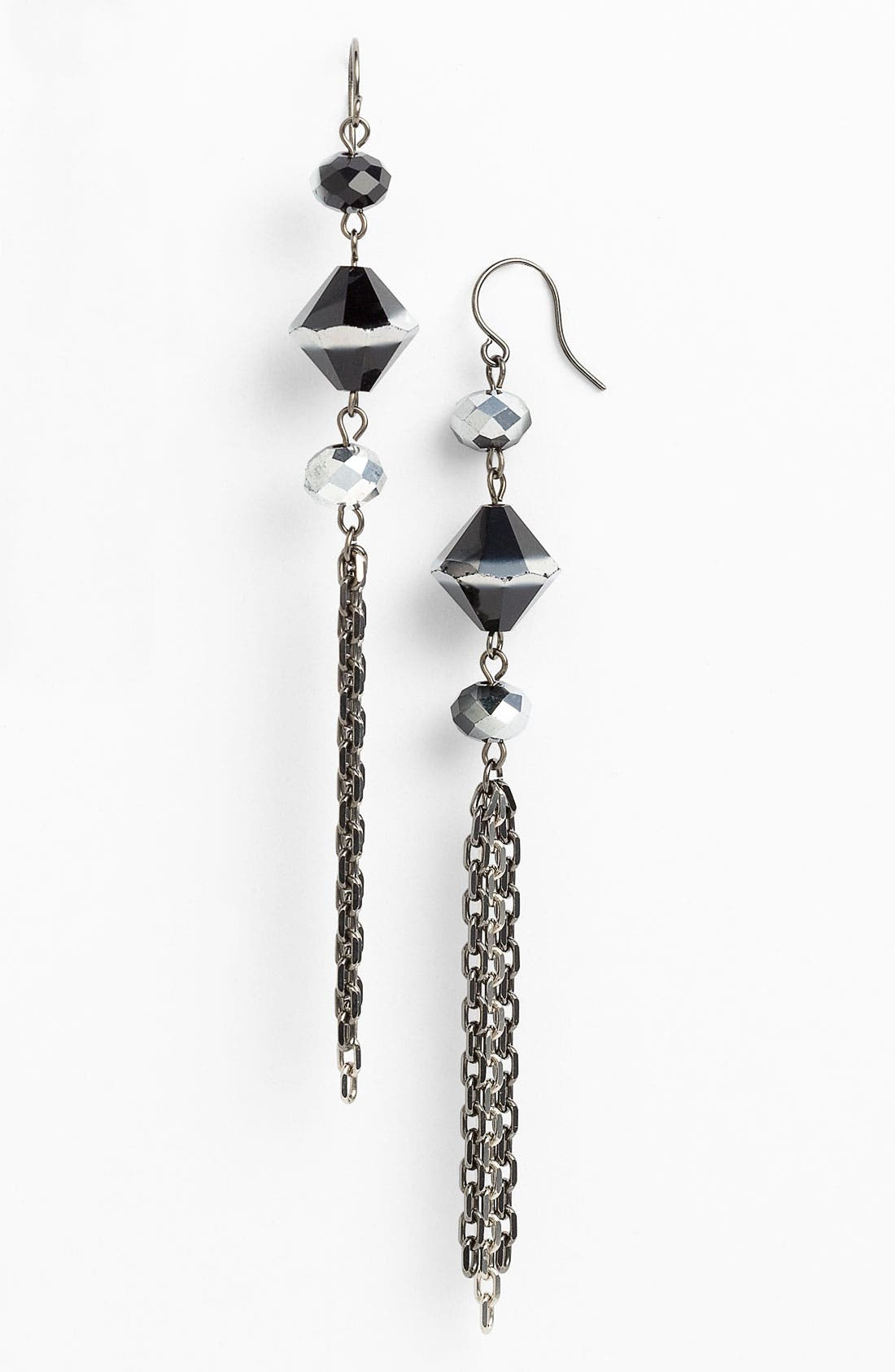Alternate Image 1 Selected - Nordstrom 'Wisteria' Linear Earrings