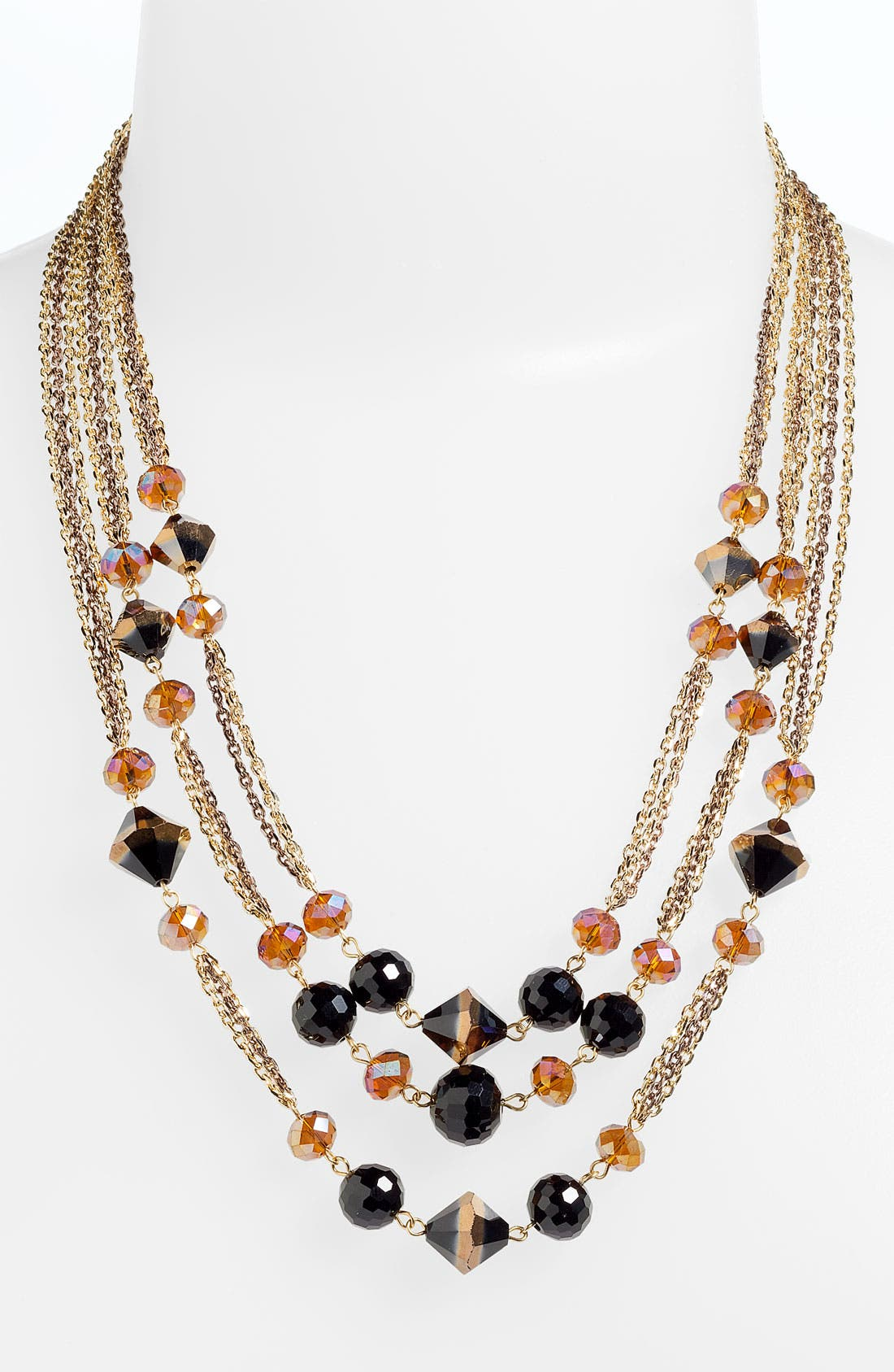Main Image - Nordstrom 'Wisteria' Multistrand Necklace