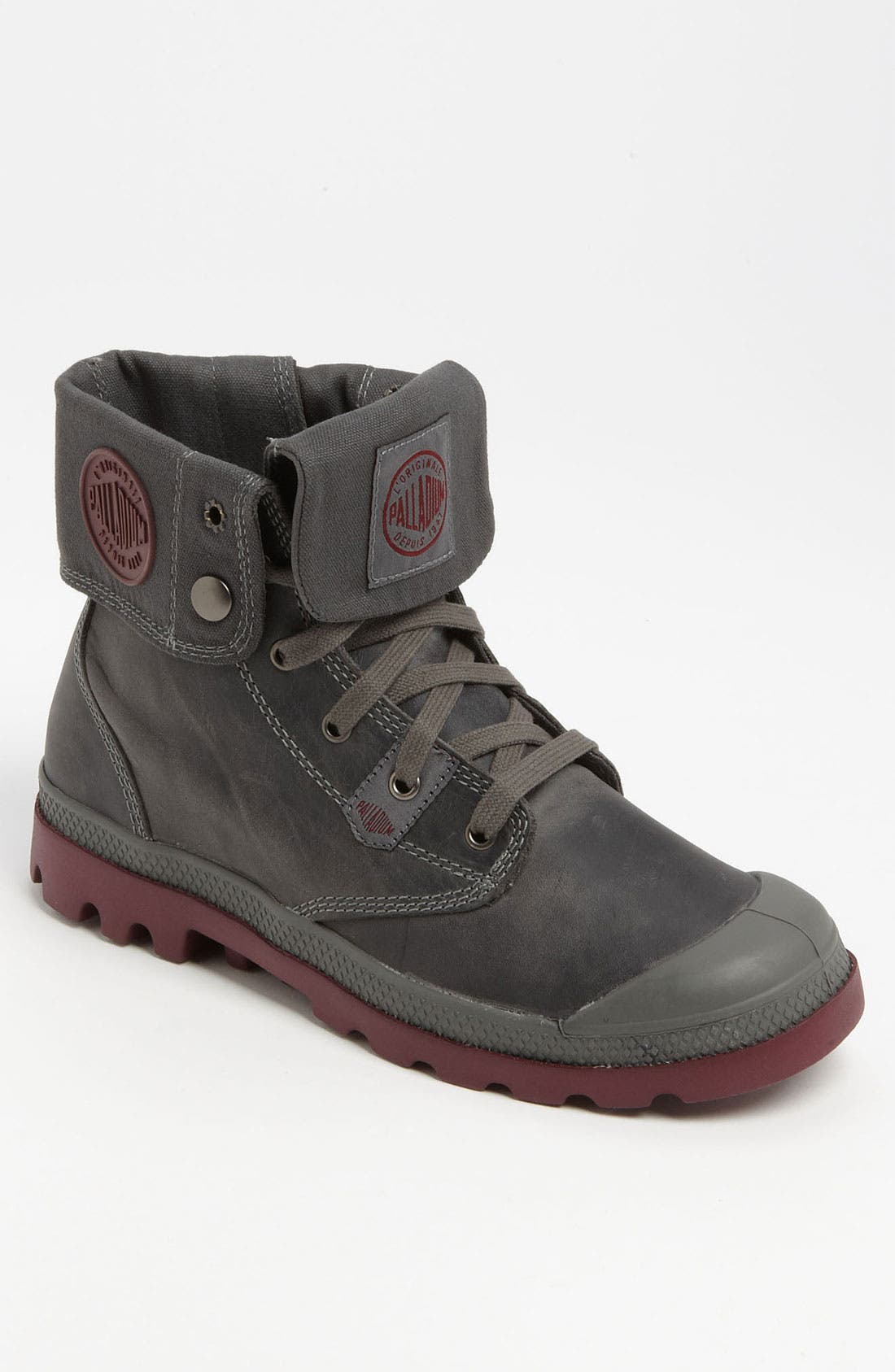 Alternate Image 1 Selected - Palladium 'Baggy Lite' Roll Down Zipper Boot