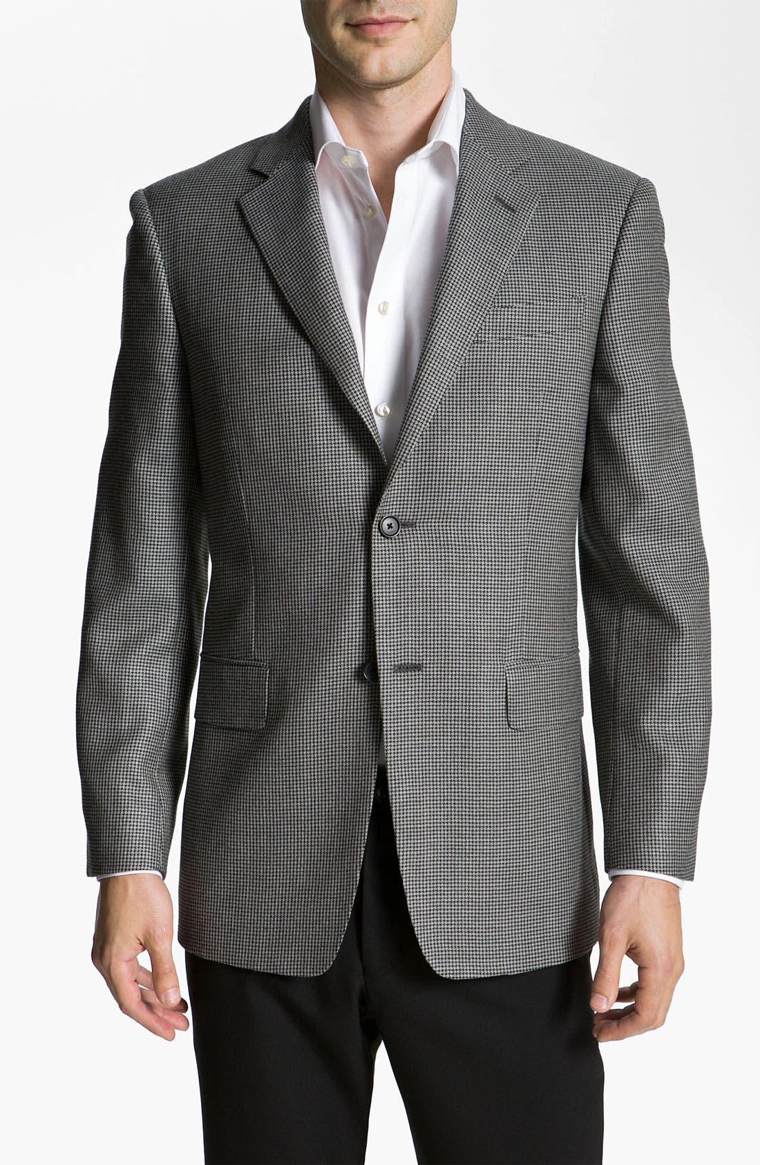 Main Image - John W. Nordstrom® Houndstooth Sportcoat