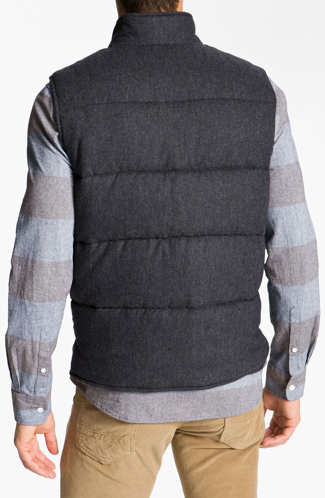 Alternate Image 2  - Penny Stock 'The Puffer Penny' Quilted Vest